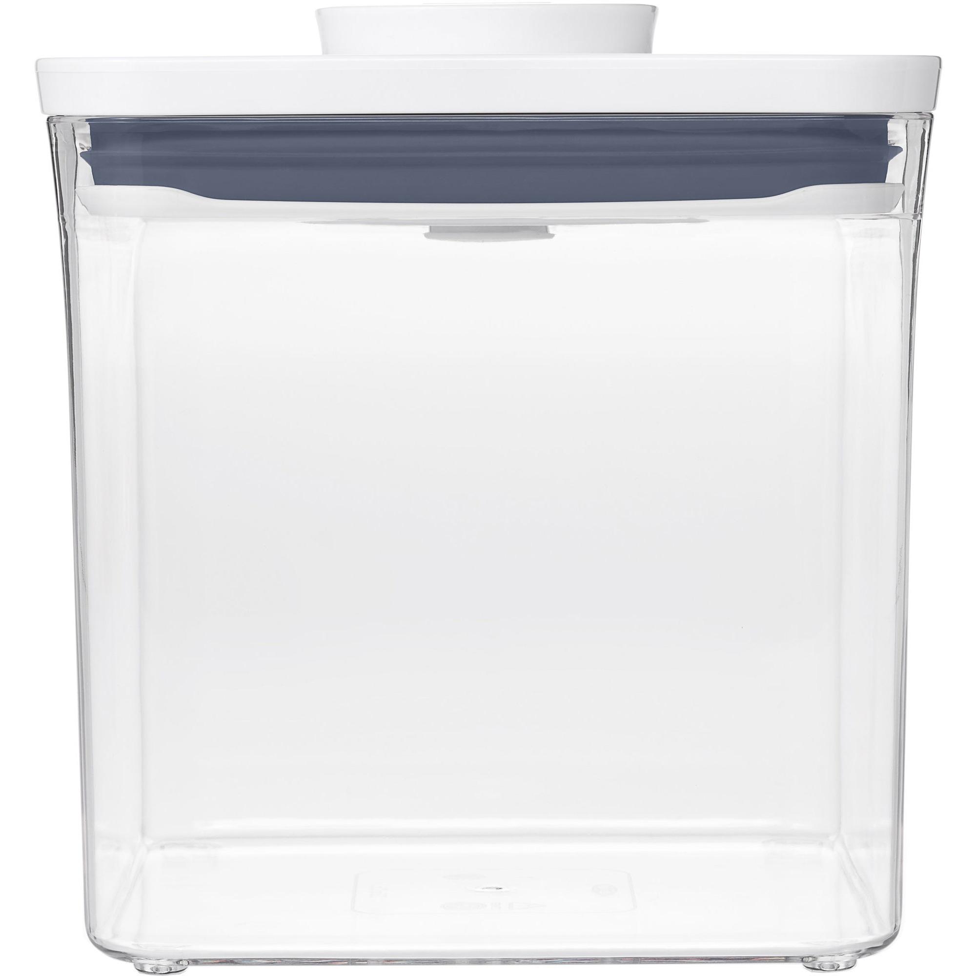 OXO POP Fyrkantig behållare 26 liter