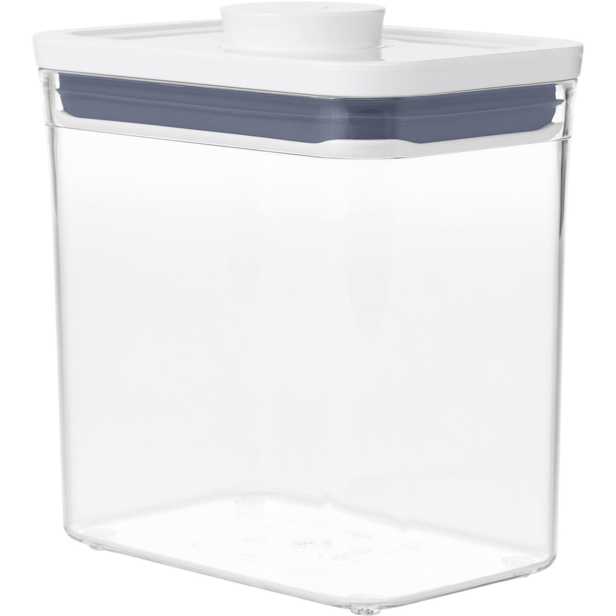 OXO POP Rektangulär behållare 16 liter