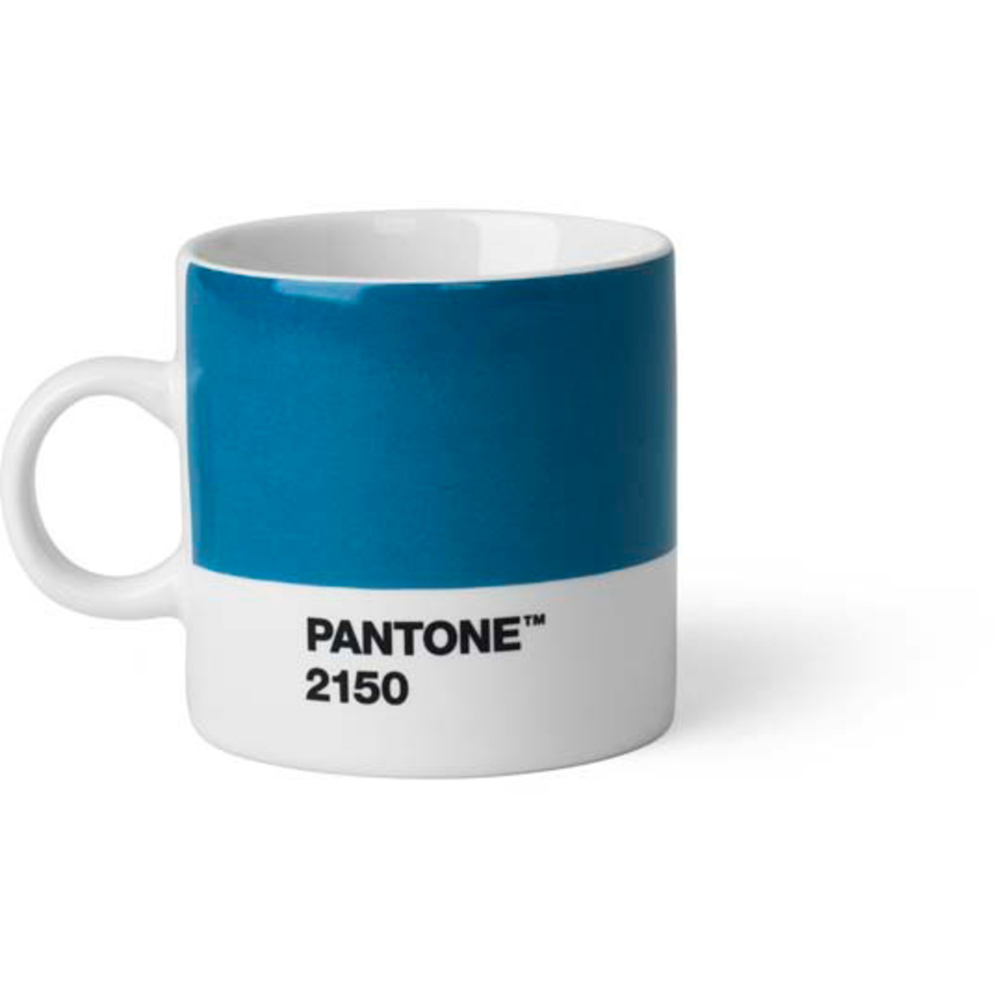 Pantone Living Espressokopp 12 cl Blå
