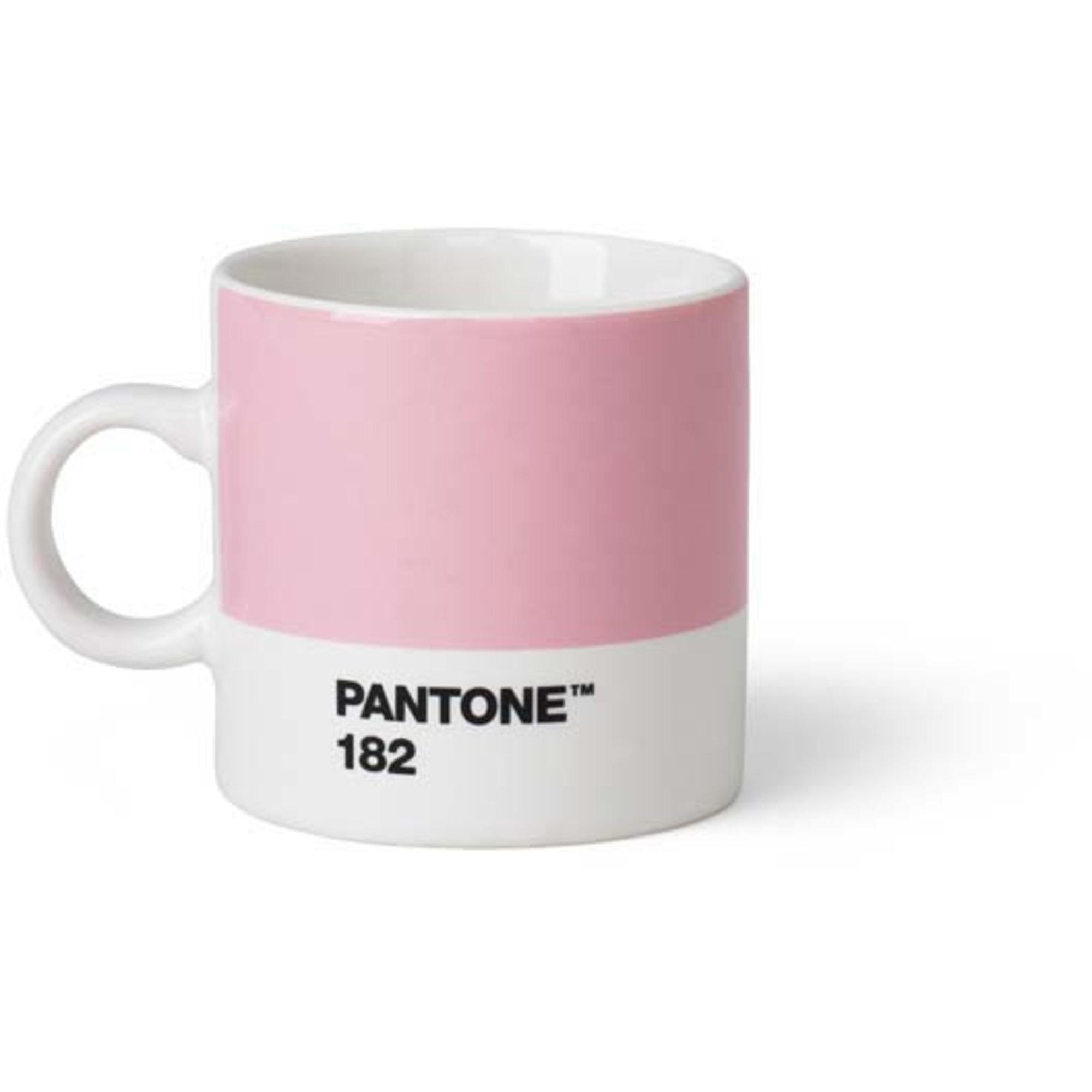 Pantone Living Espressokopp 12 cl Rosa