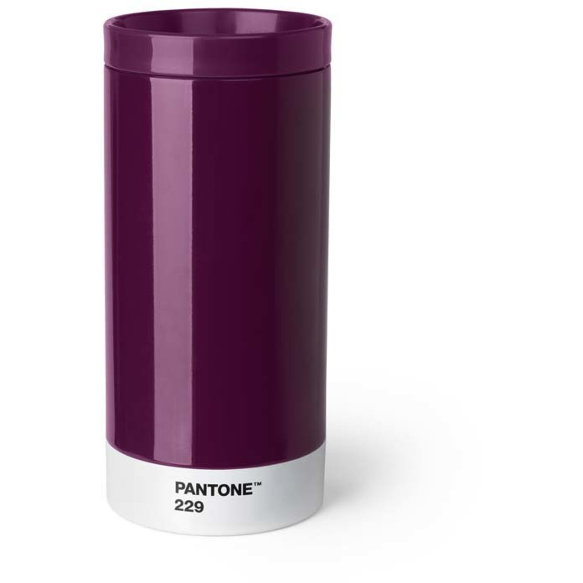 Pantone Living To go mug 43 cl Aubergine