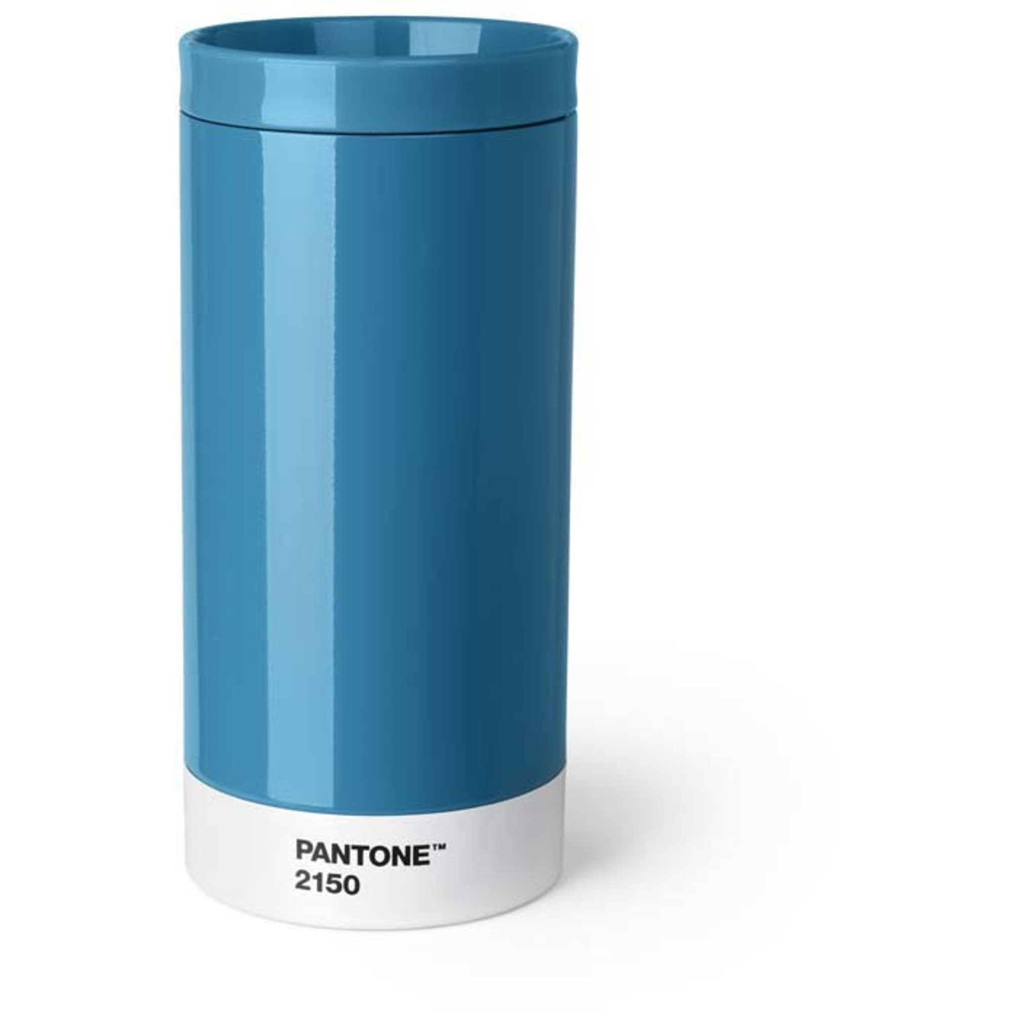 Pantone Living To go mug 43 cl Blå