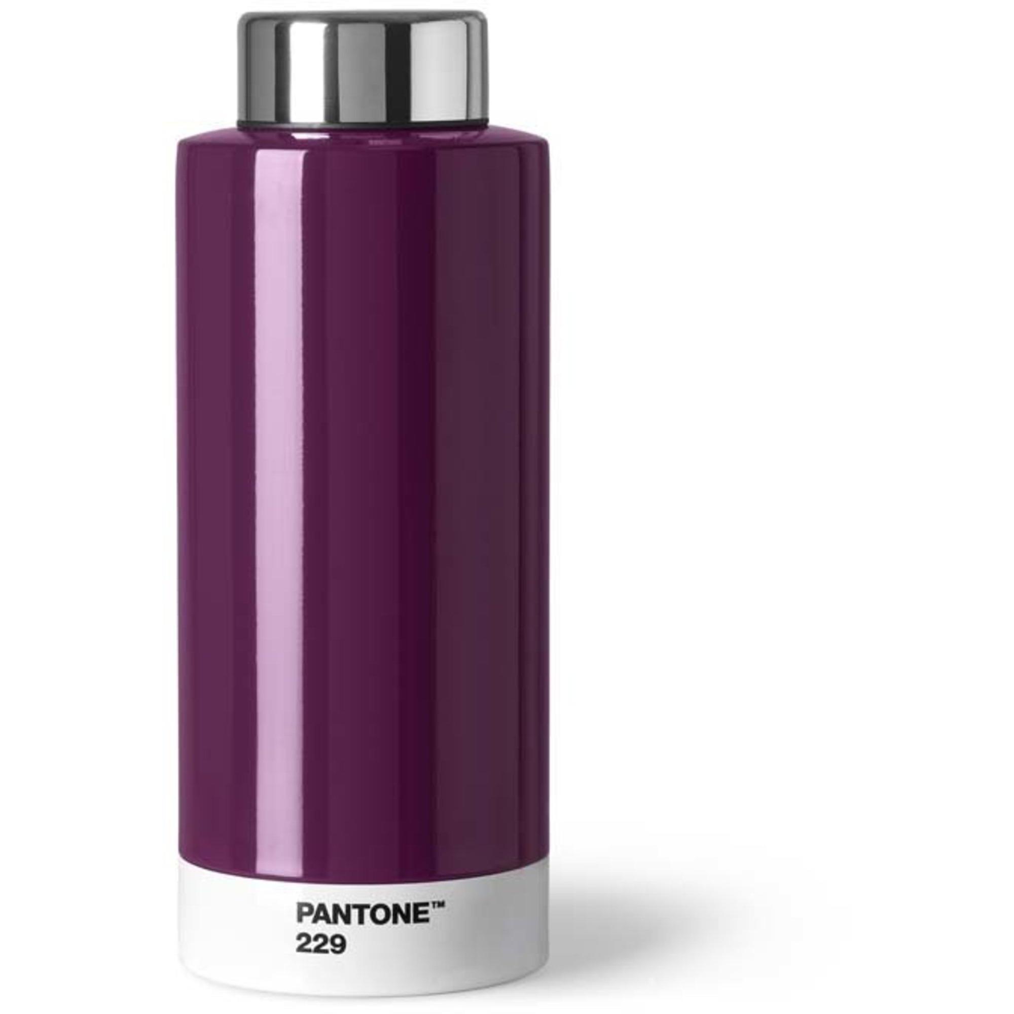 Pantone Living Vattenflaska 63 cl Aubergine
