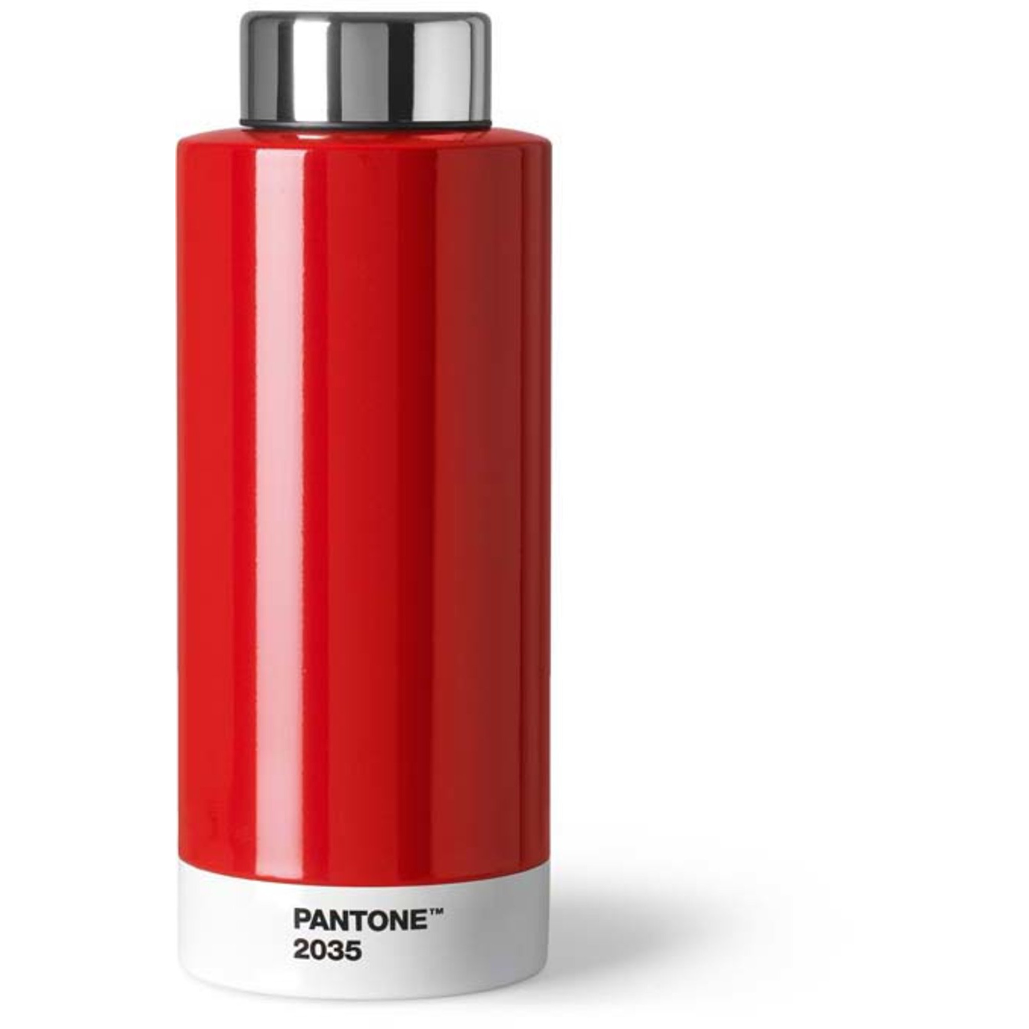 Pantone Living Vattenflaska 63 cl Röd