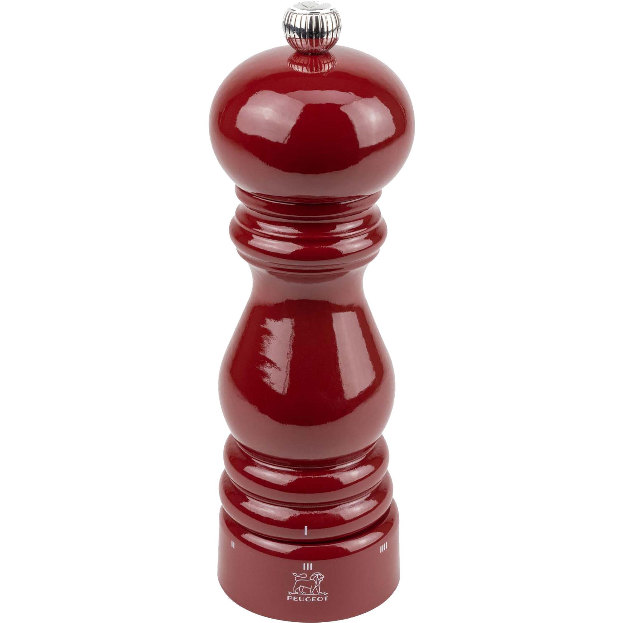 Peugeot Paris U´Select Saltkvarn 18 cm Röd
