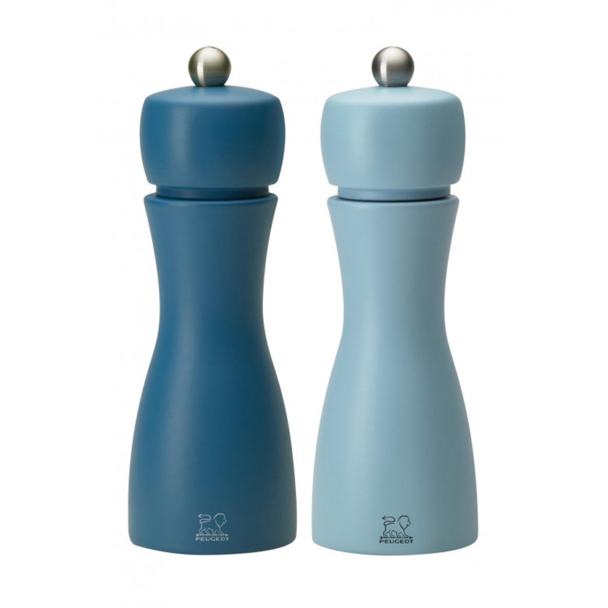 Peugeot Tahiti Duo Salt & Pepparkvarnar 15 cm Sommar