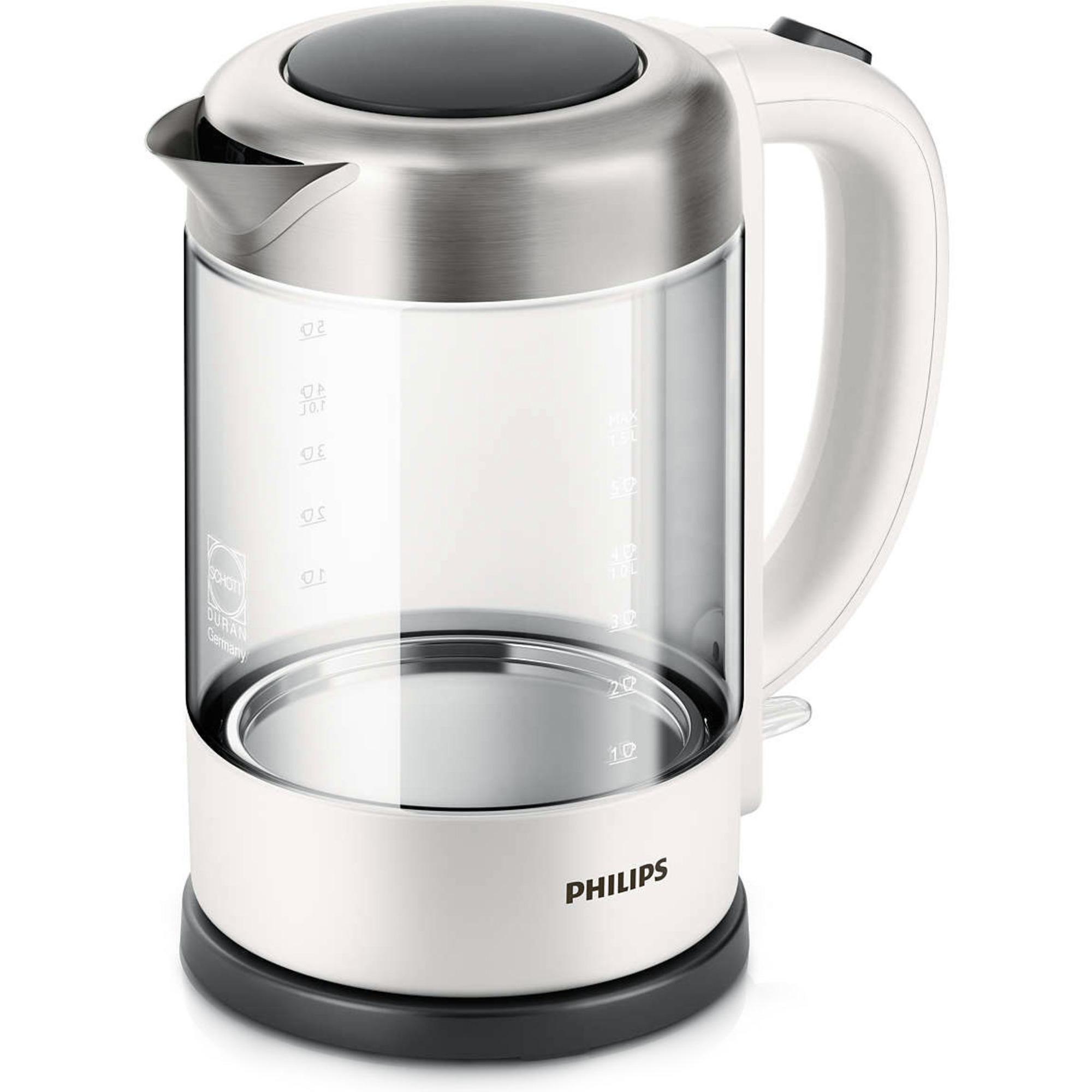 Philips HD9340/00 Vattenkokare glas 15 liter