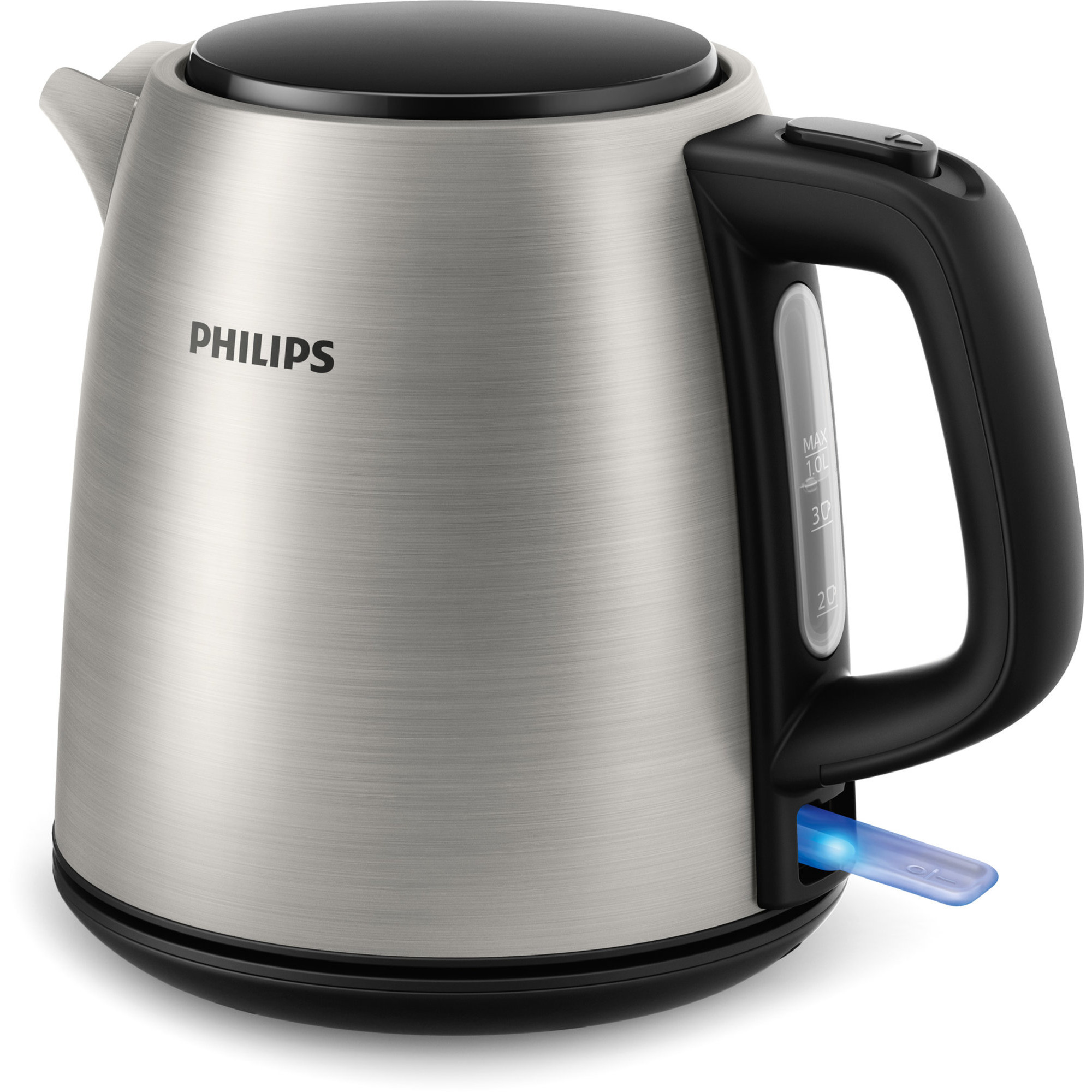 Philips HD9348/10 Vattenkokare 1 liter metall