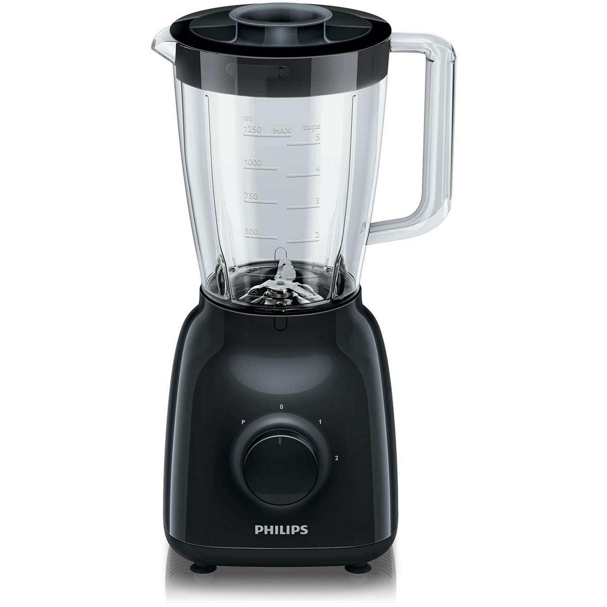 Philips Blender HR2105/90 Svart