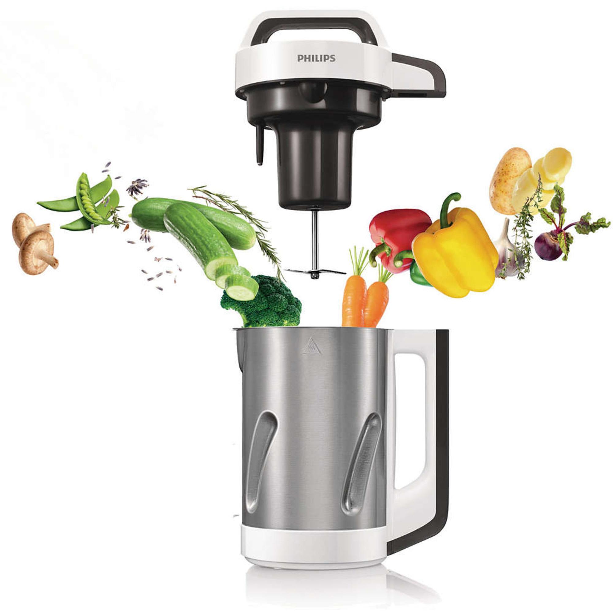 HR2201 Viva SoupMaker Fra Philips » Suppe På 20 Minutter