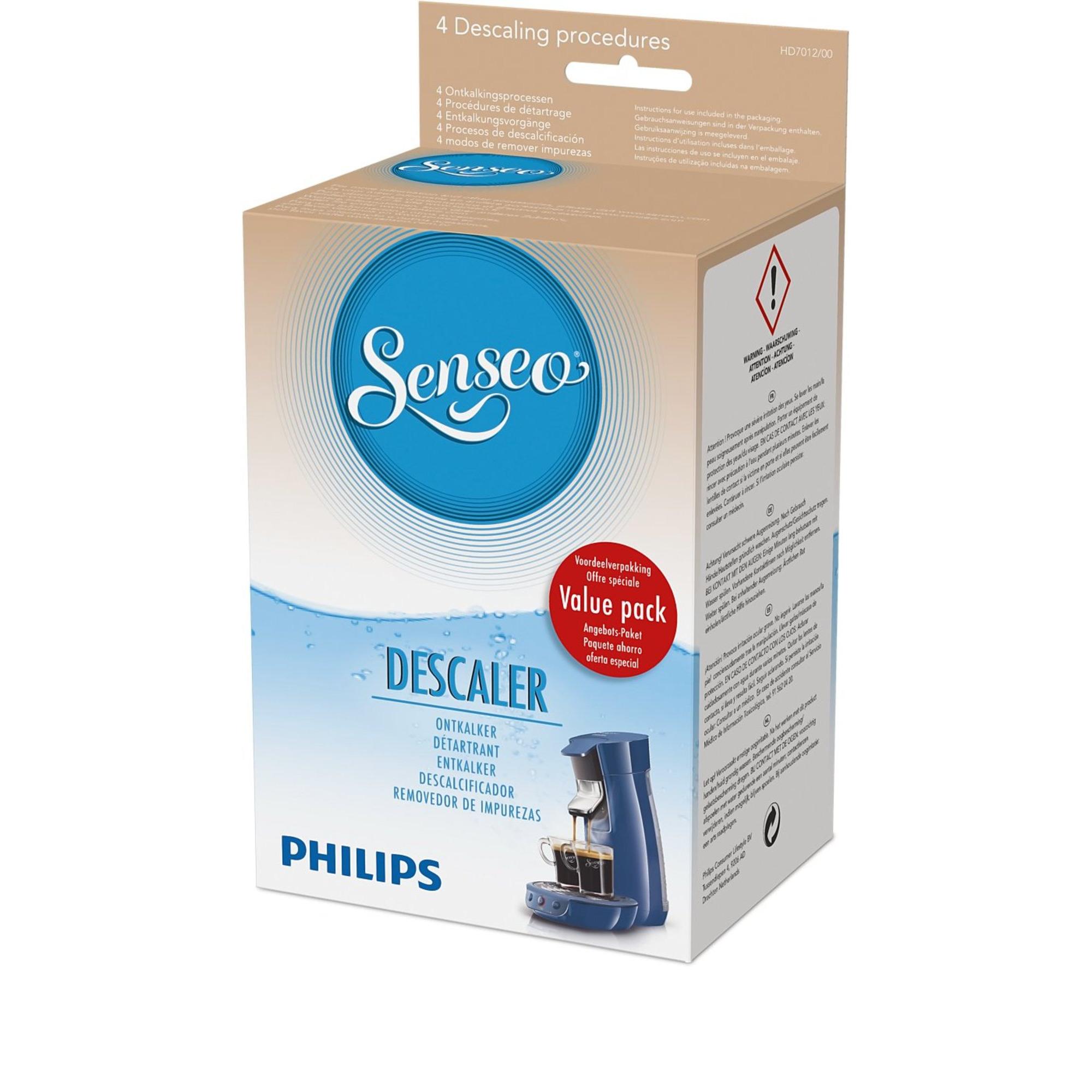 Philips SENSEO avkalkning 12 mdr.