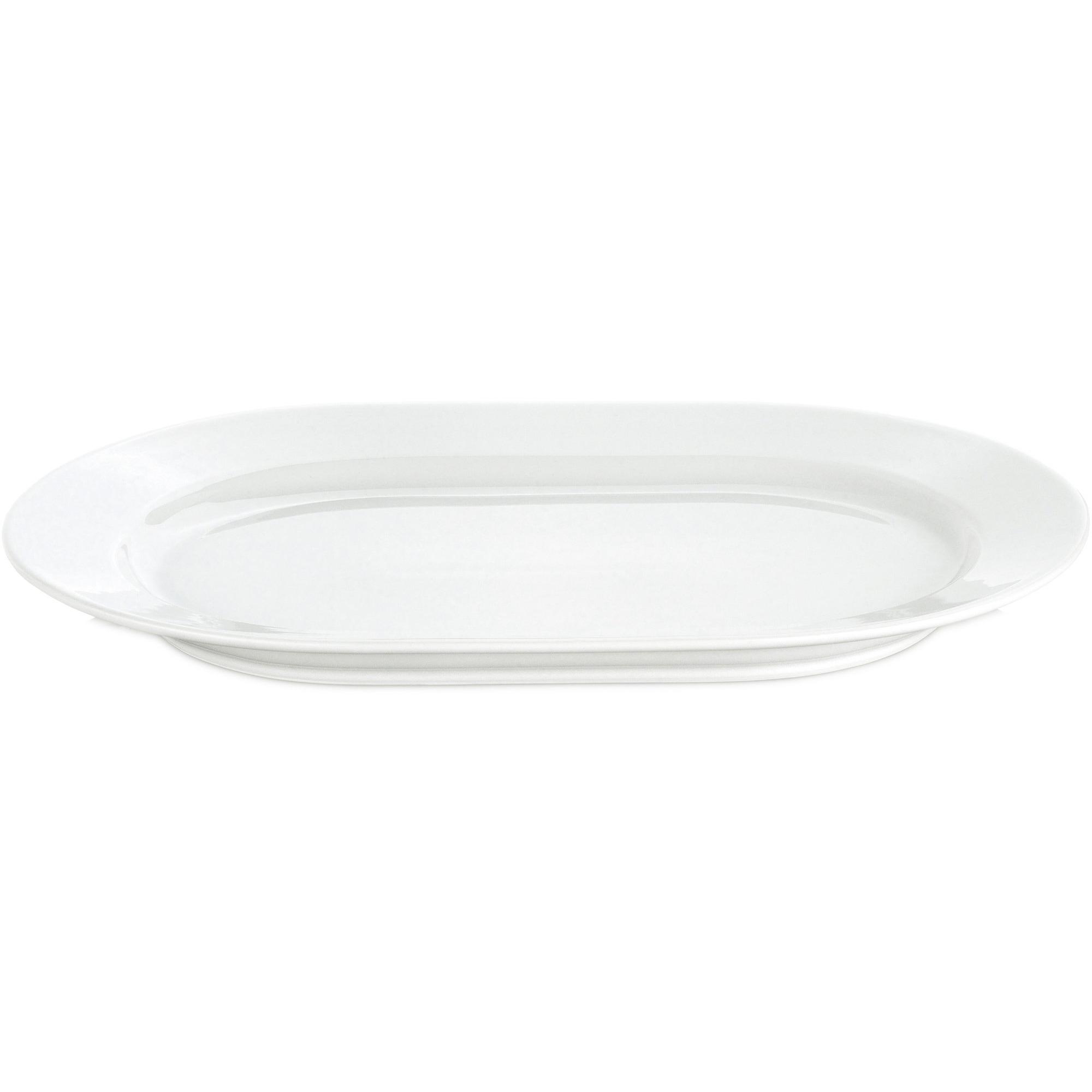 Pillivuyt Sancerre ovalt serveringsfat