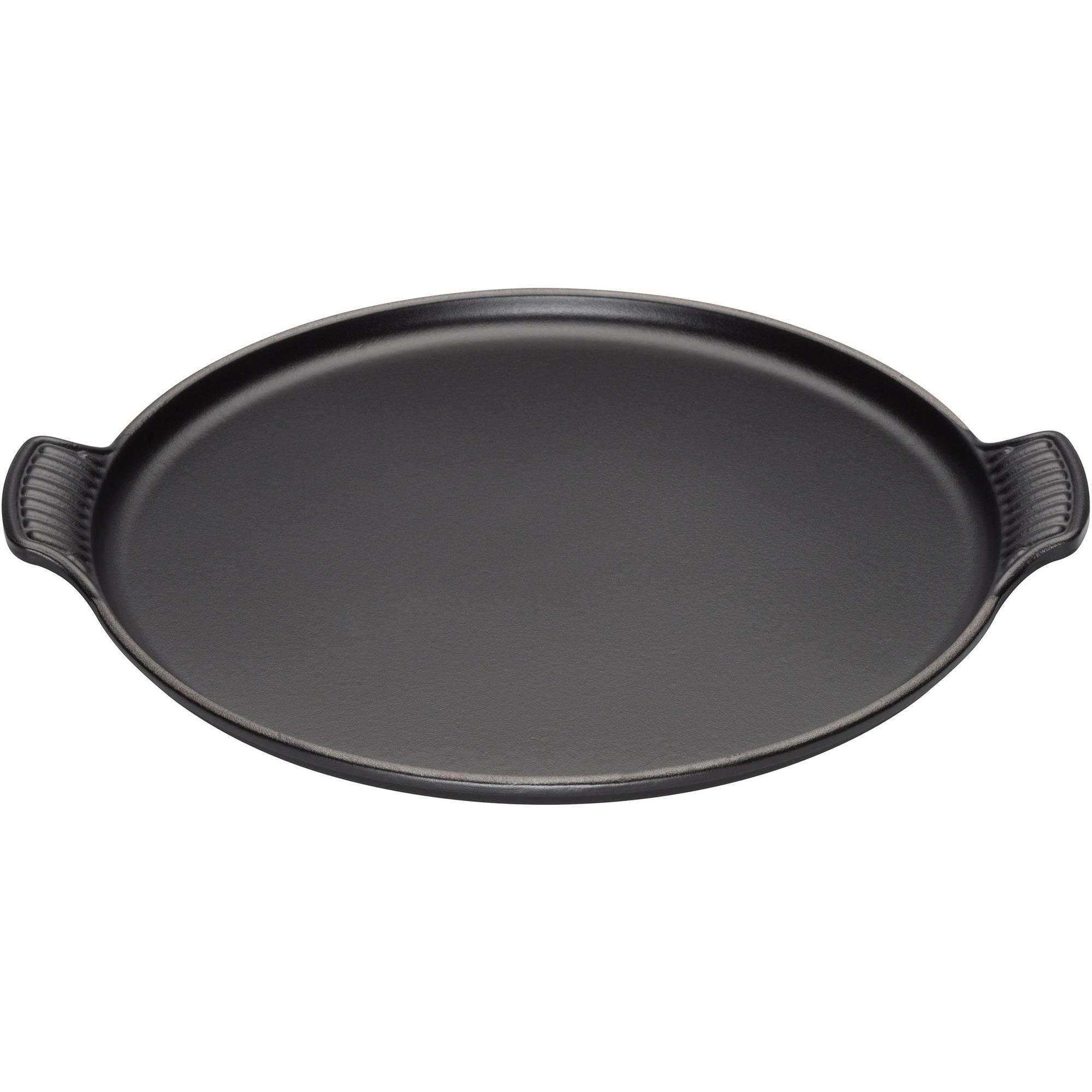 Le Creuset Pizza/stekplåt 32 cm Matte Black