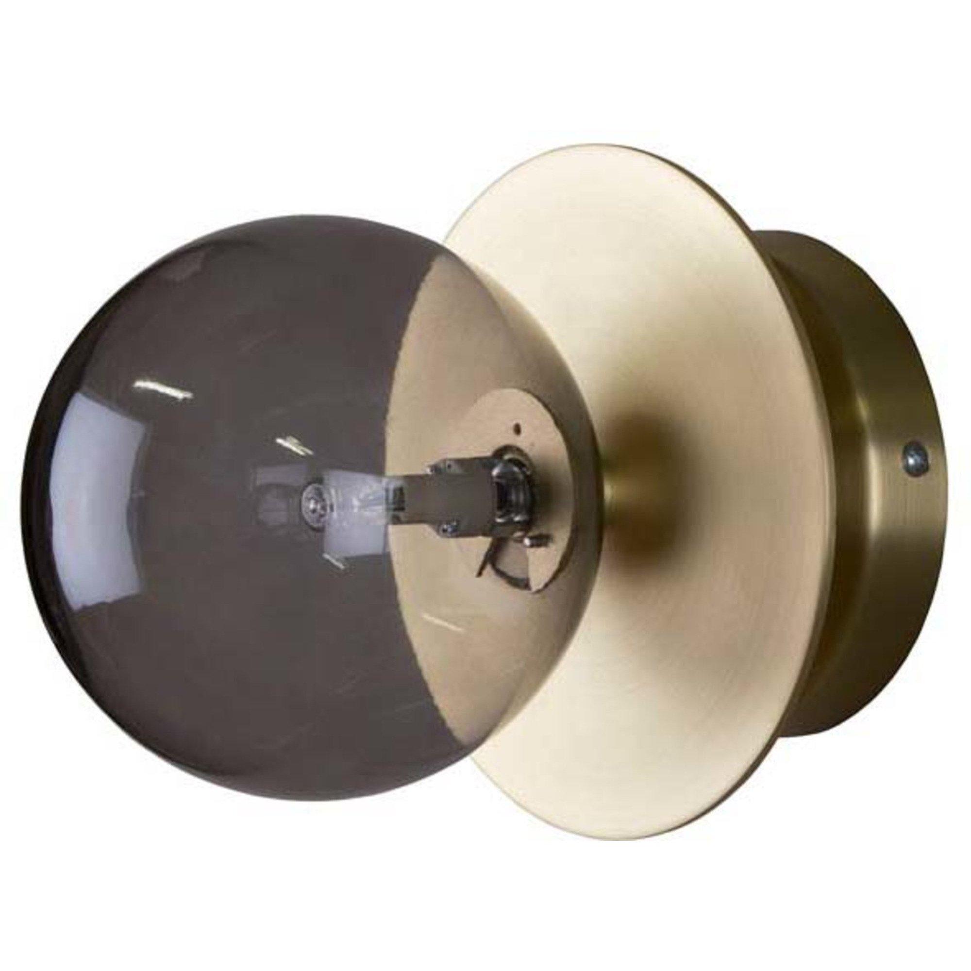Globen Lighting Vägg / Plafond Art Deco IP Rök