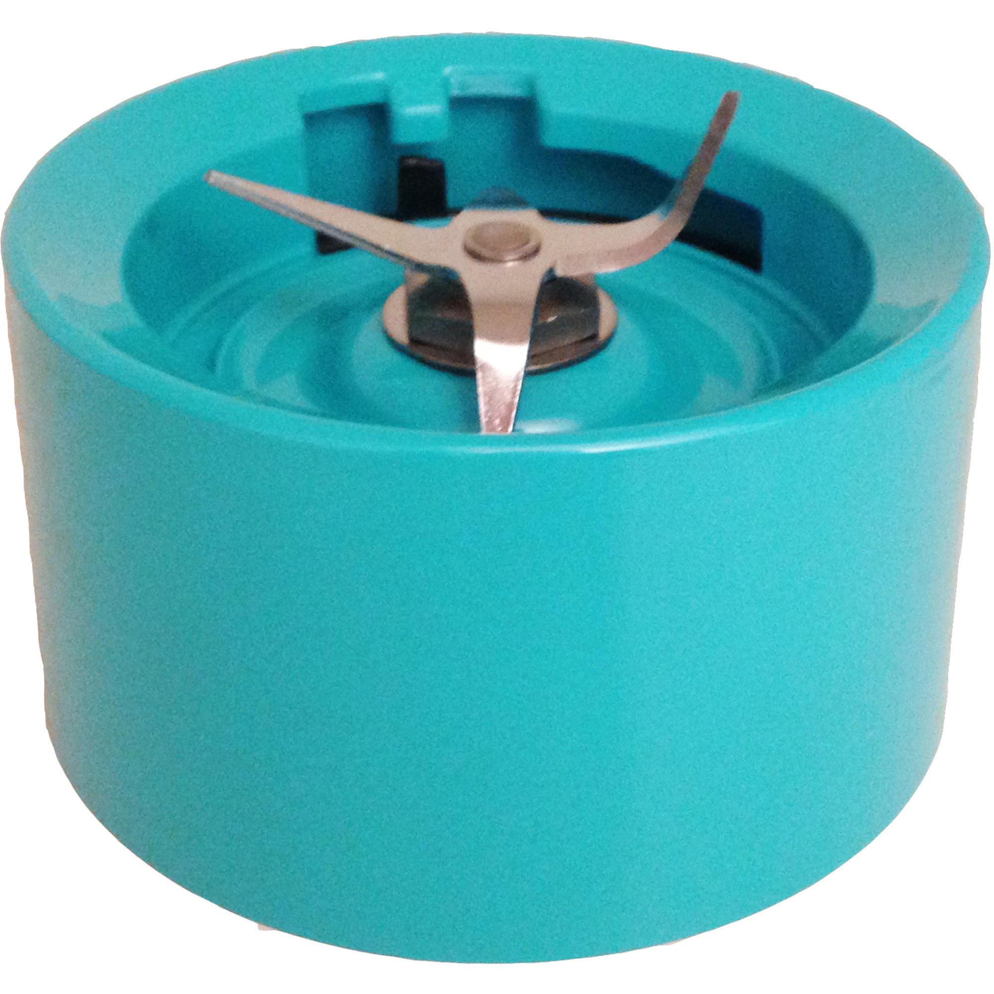 KitchenAid Plastkrage med knivar till Mixer 5KSB555 Crystal Blue