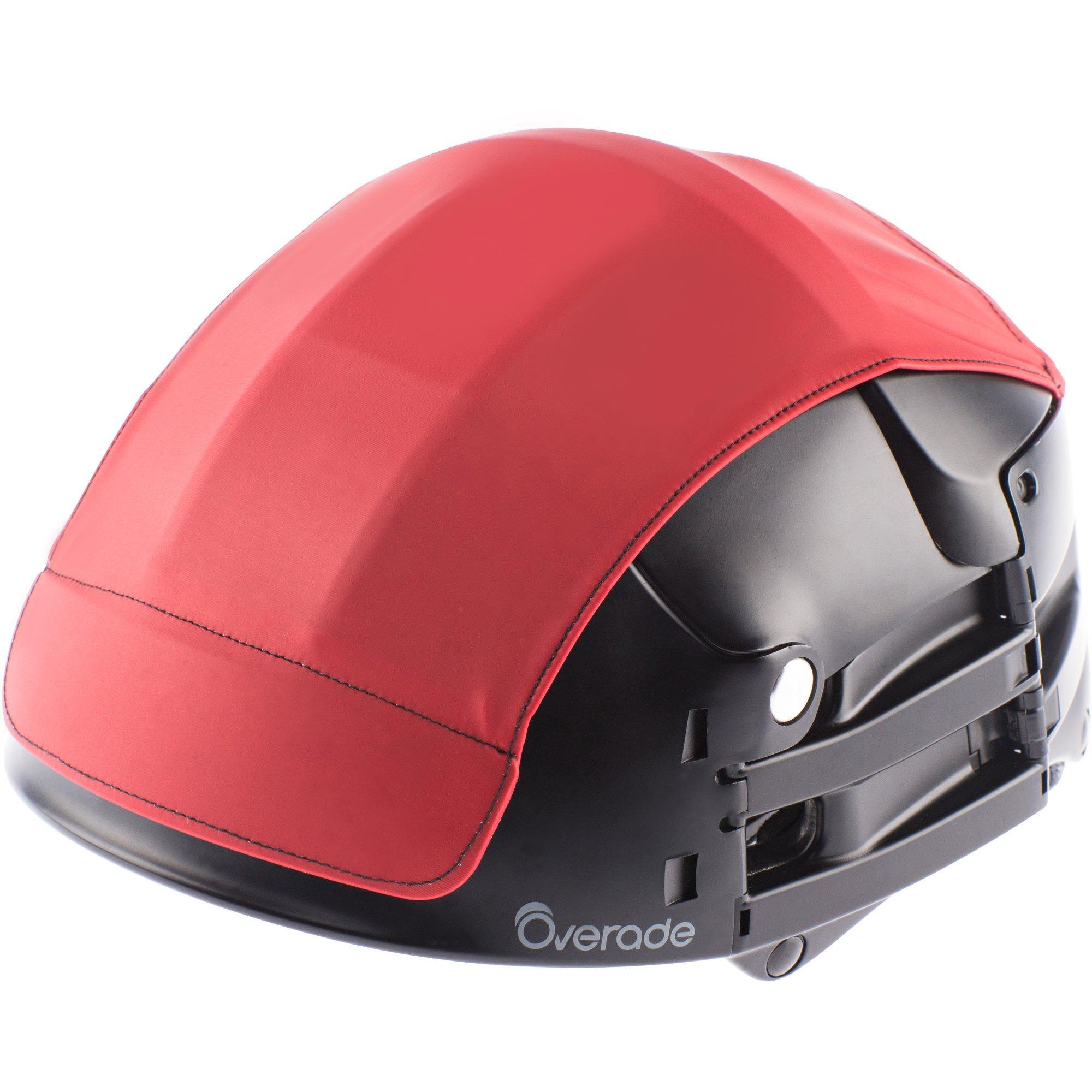 Overade Plixi L-XL cover, röd