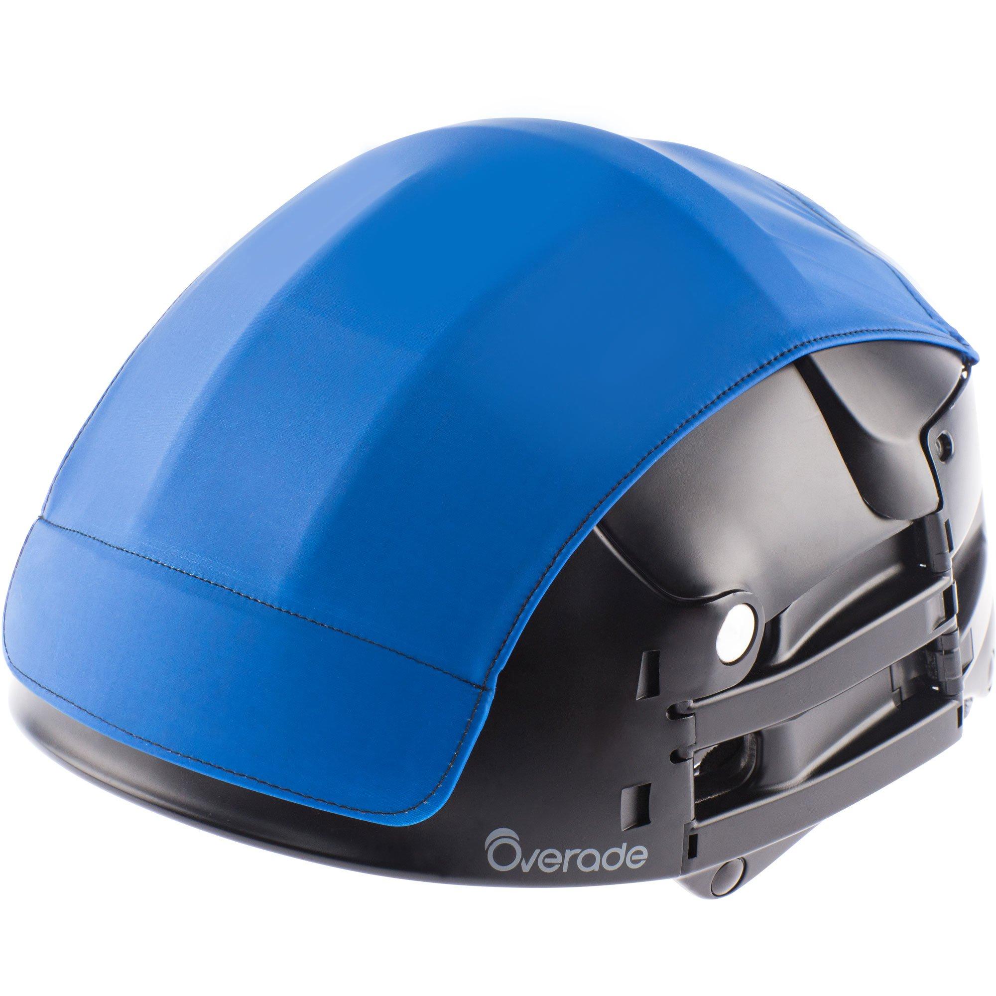 Overade Plixi S-M cover, blå