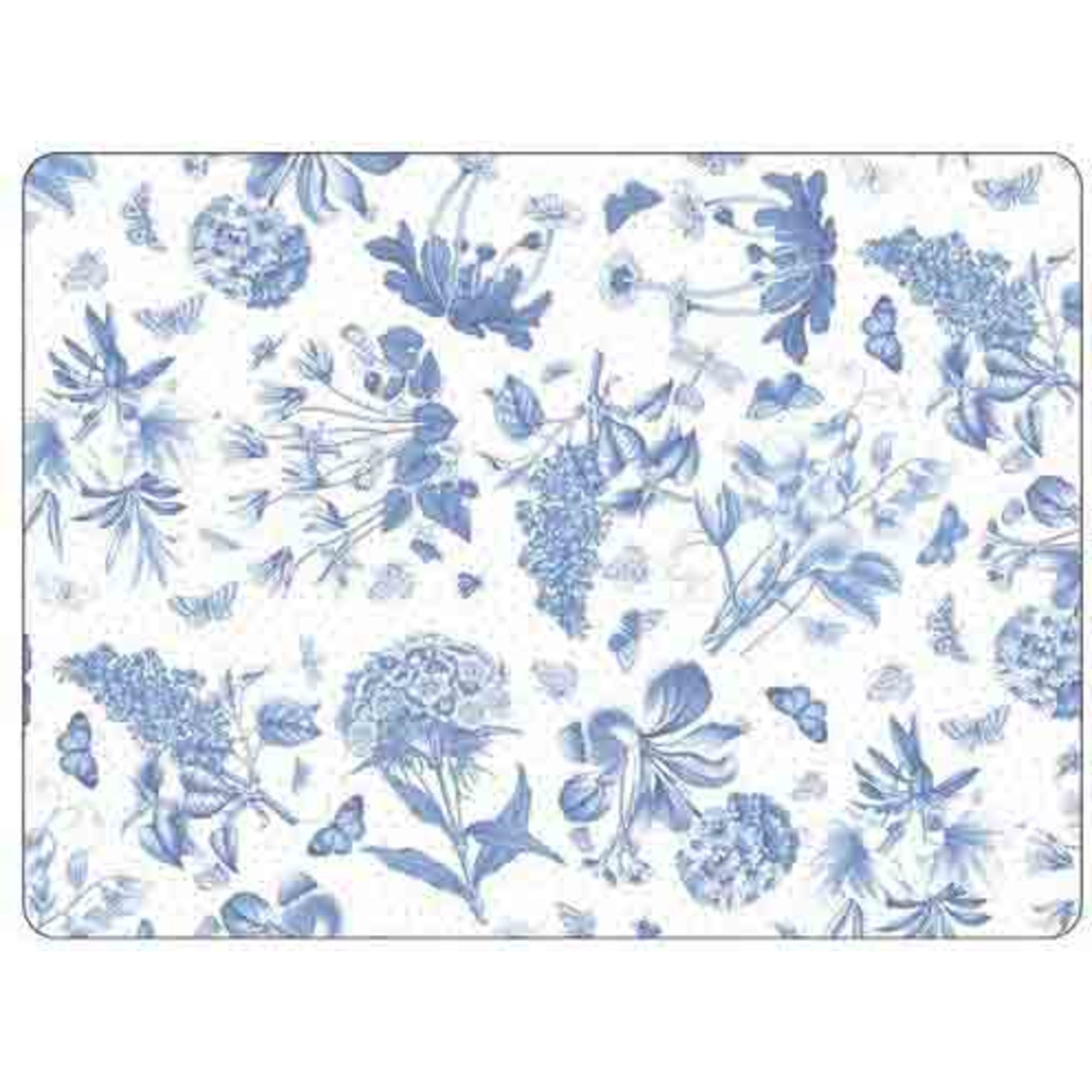 Portmeirion Botanic Blue Bordsunderlägg 4-pack