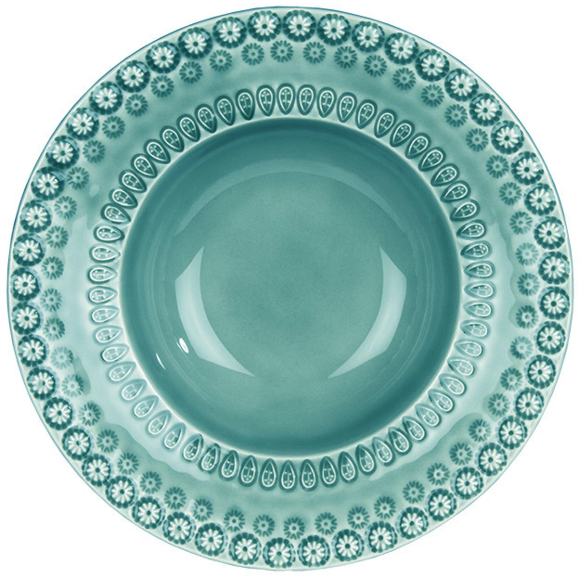 PotteryJo Daisy Soppskål 21 cm Turquoise