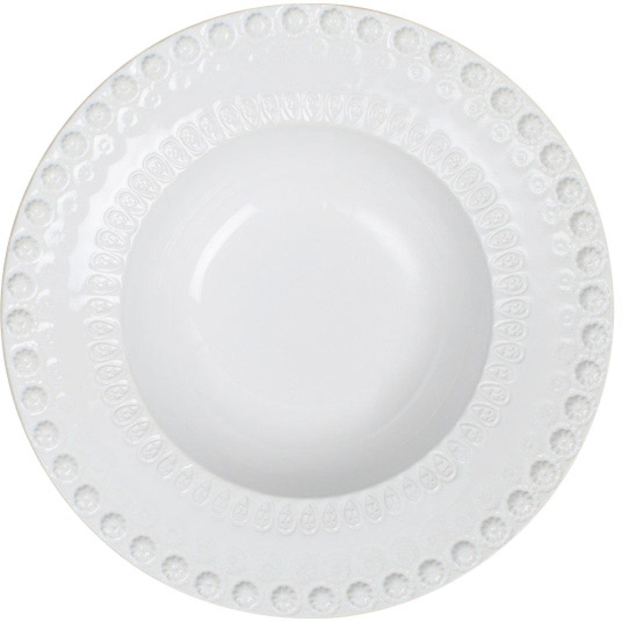 PotteryJo Daisy Soppskål 21 cm White
