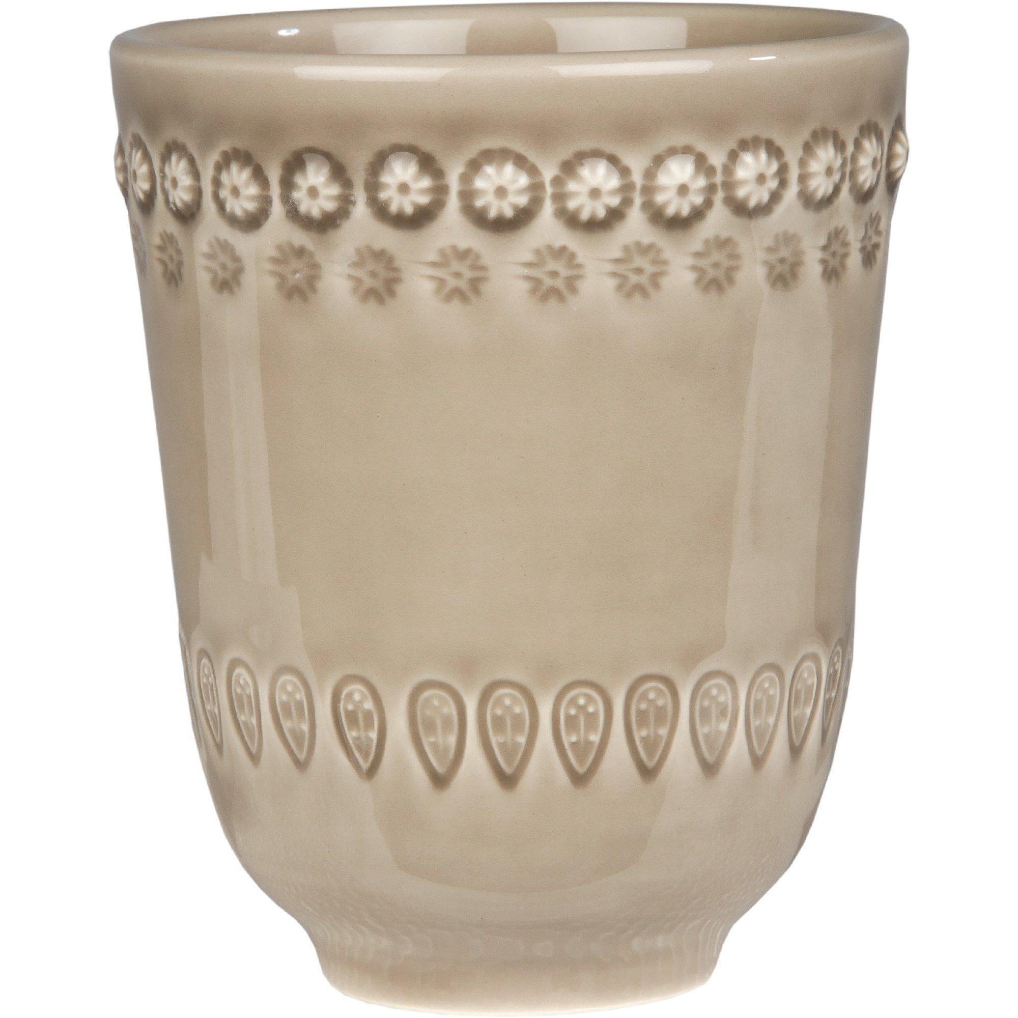 PotteryJo Daisy Mugg 35 cl Greige
