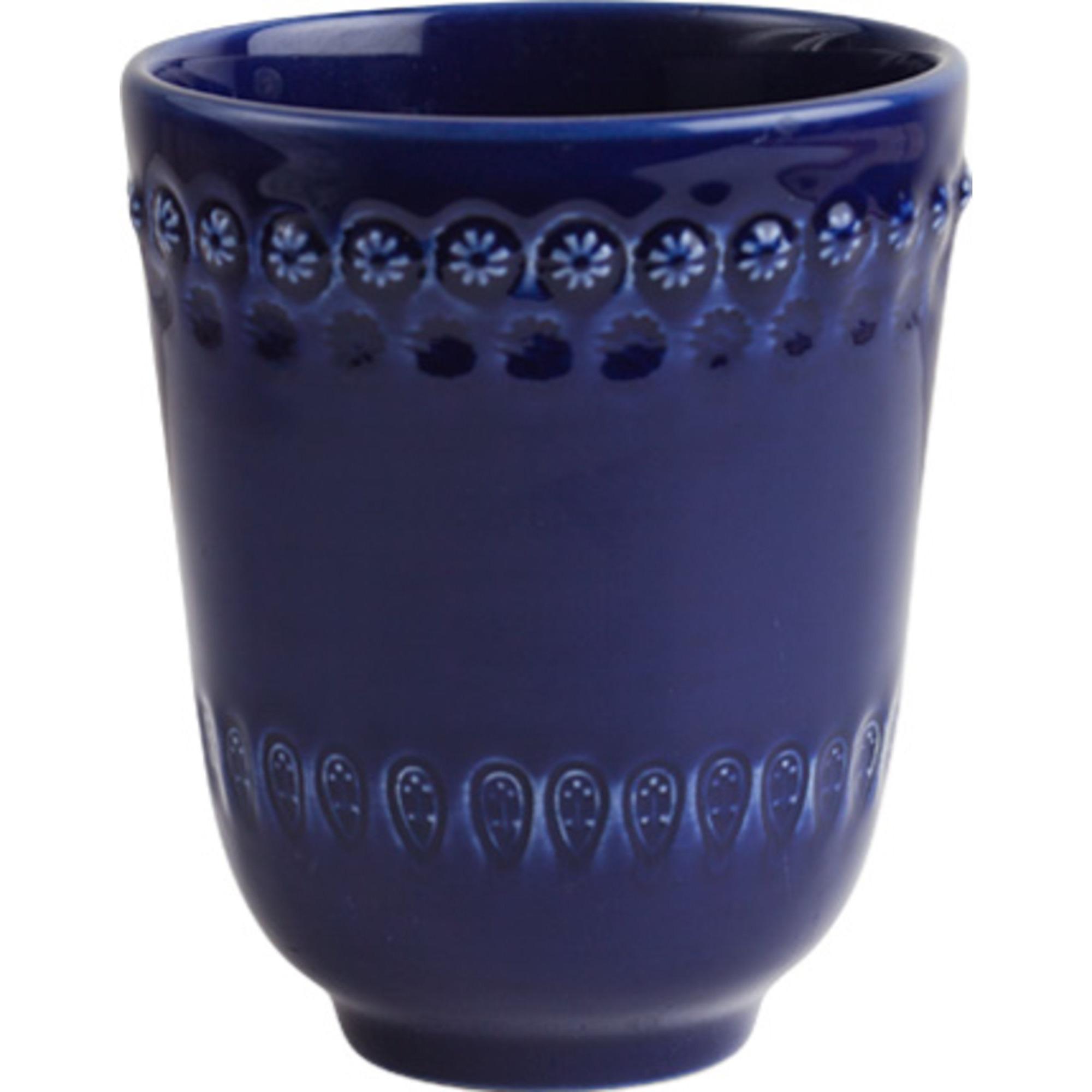 PotteryJo Daisy Mugg 35 cl Navy