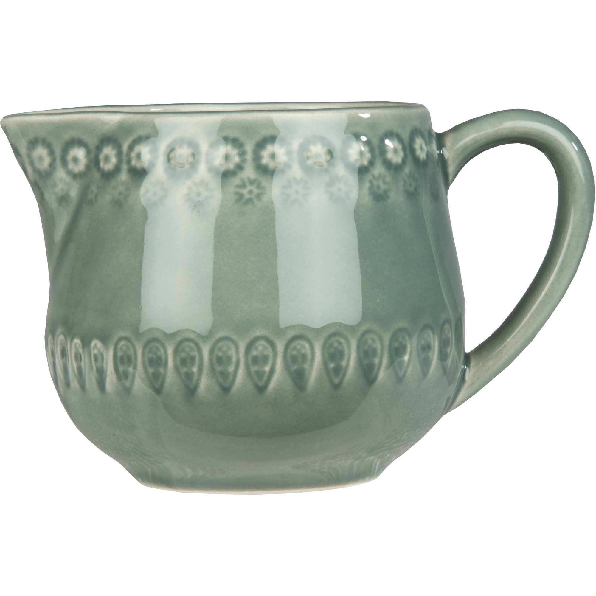 PotteryJo Daisy Mjölkkanna 30 cl Cement