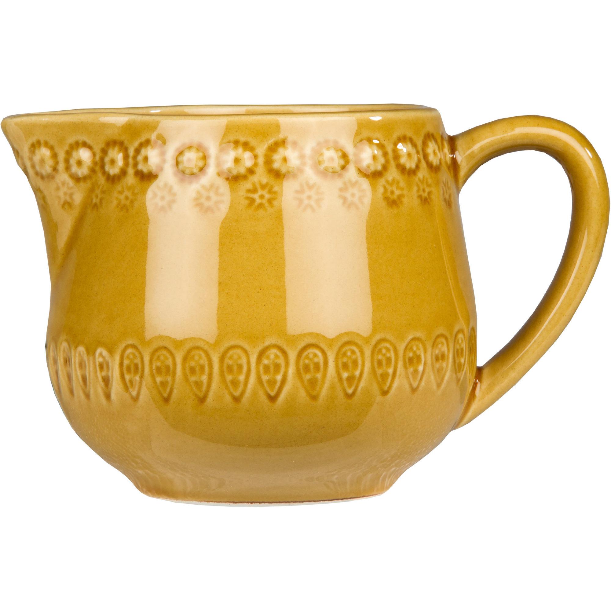 PotteryJo Daisy Mjölkkanna 30 cl Sienna