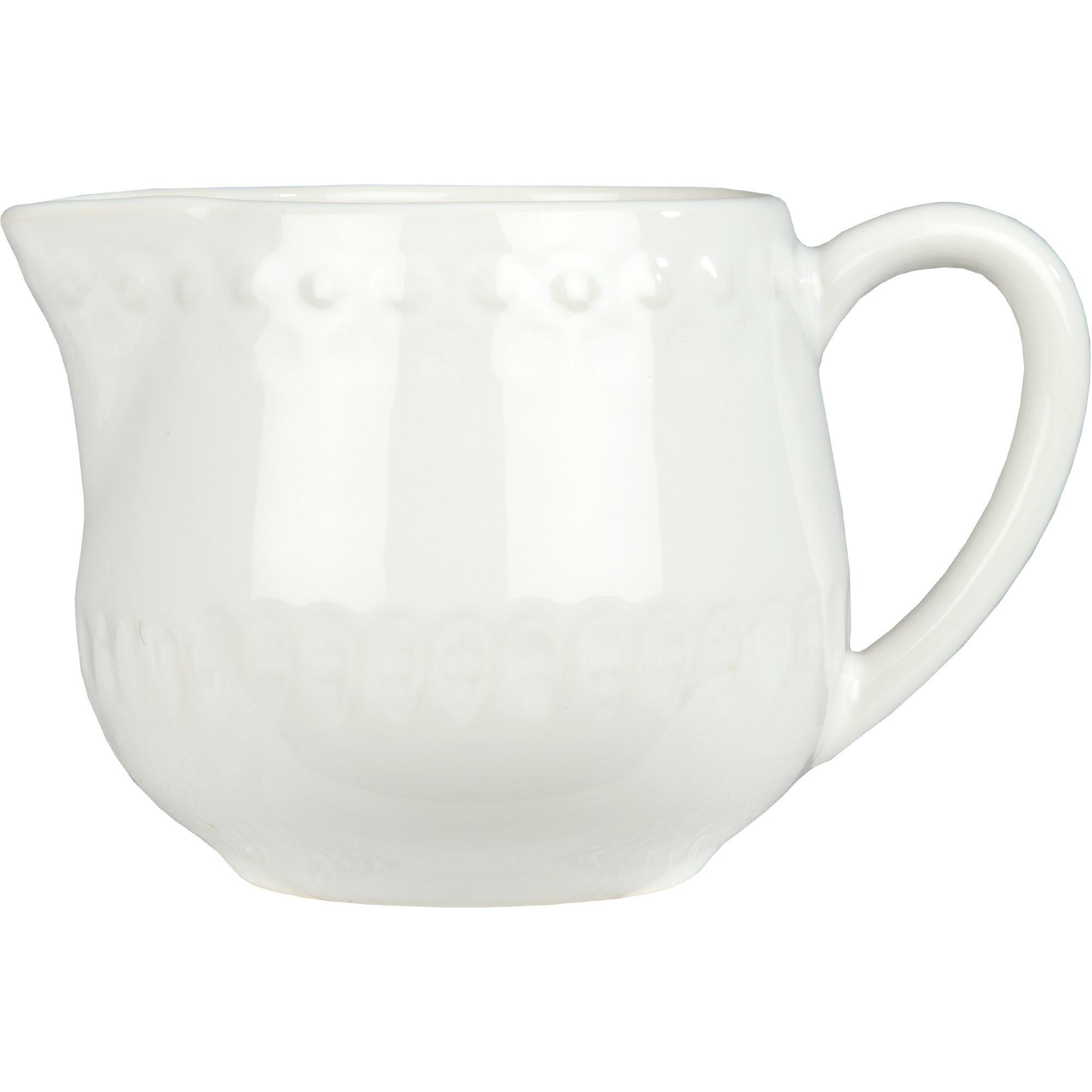PotteryJo Daisy Mjölkkanna 30 cl White