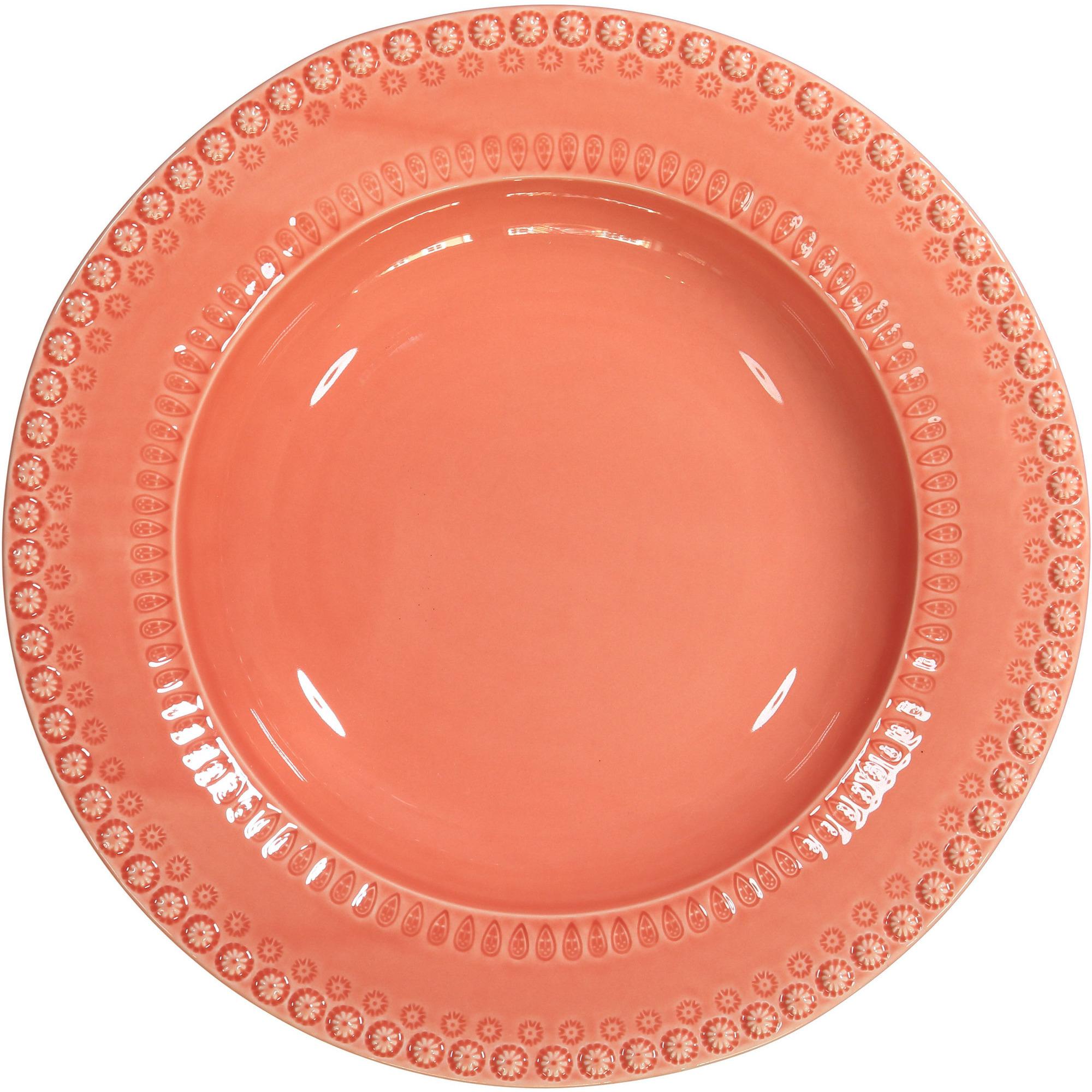 PotteryJo Daisy Pastatallrik 35 cm New Tangerine