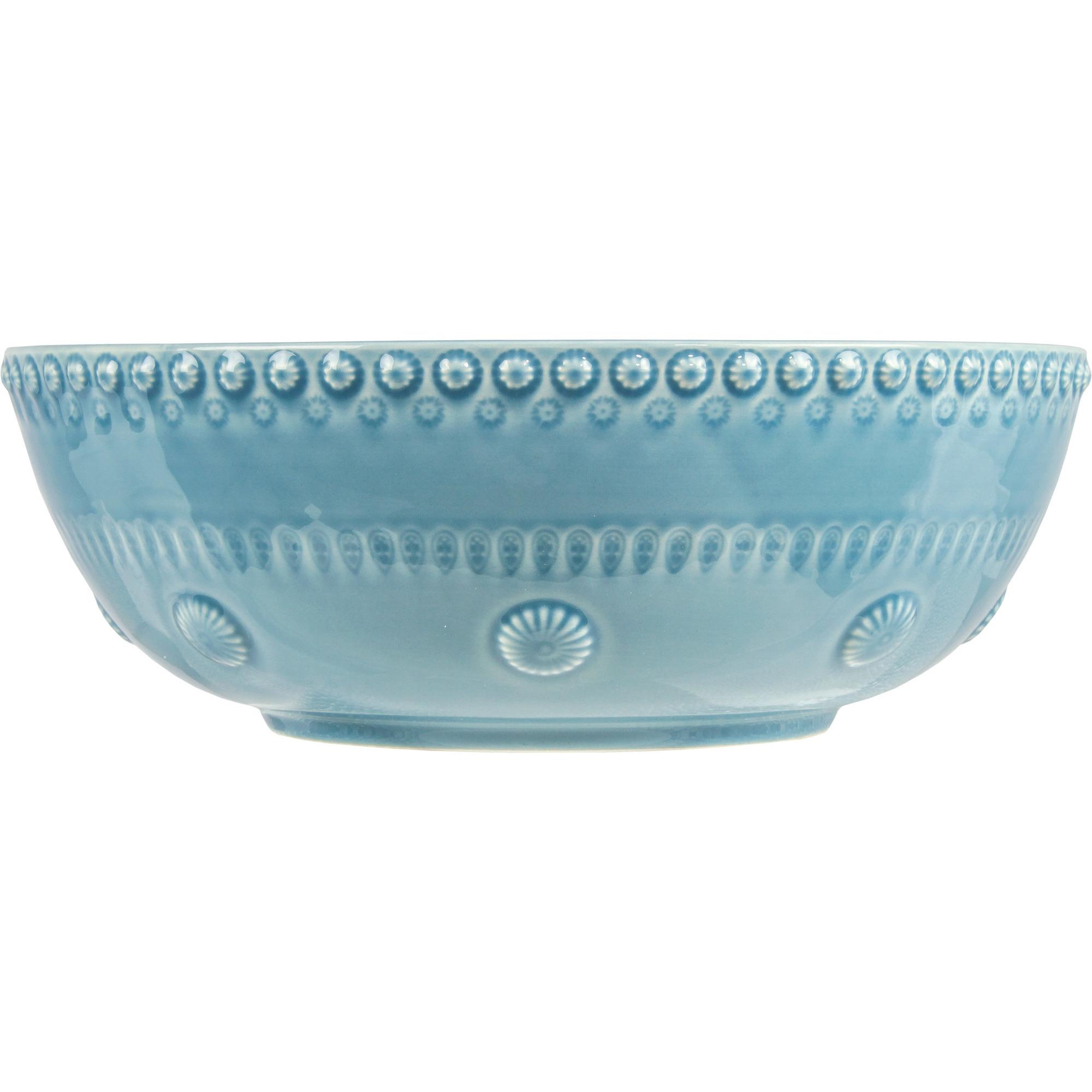PotteryJo Daisy Salladsskål 30 cm Dusty Blue