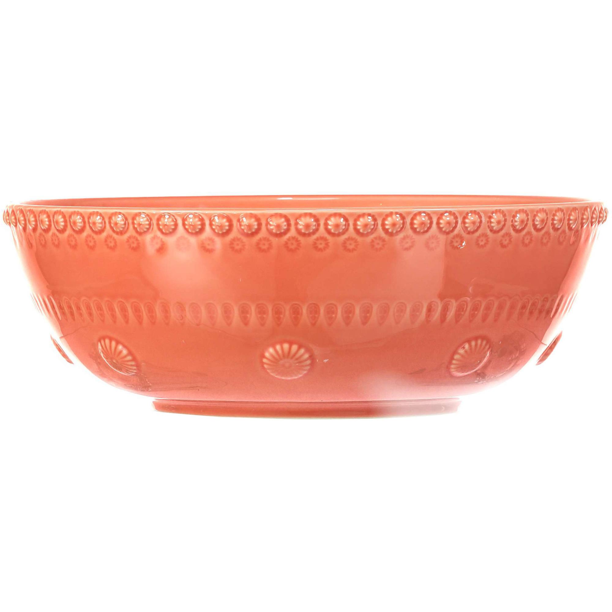 PotteryJo Daisy Salladsskål 30 cm New Tangerine