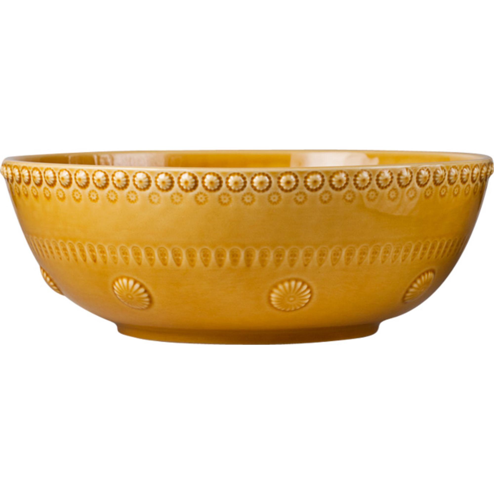 PotteryJo Daisy Salladsskål 30 cm Sienna