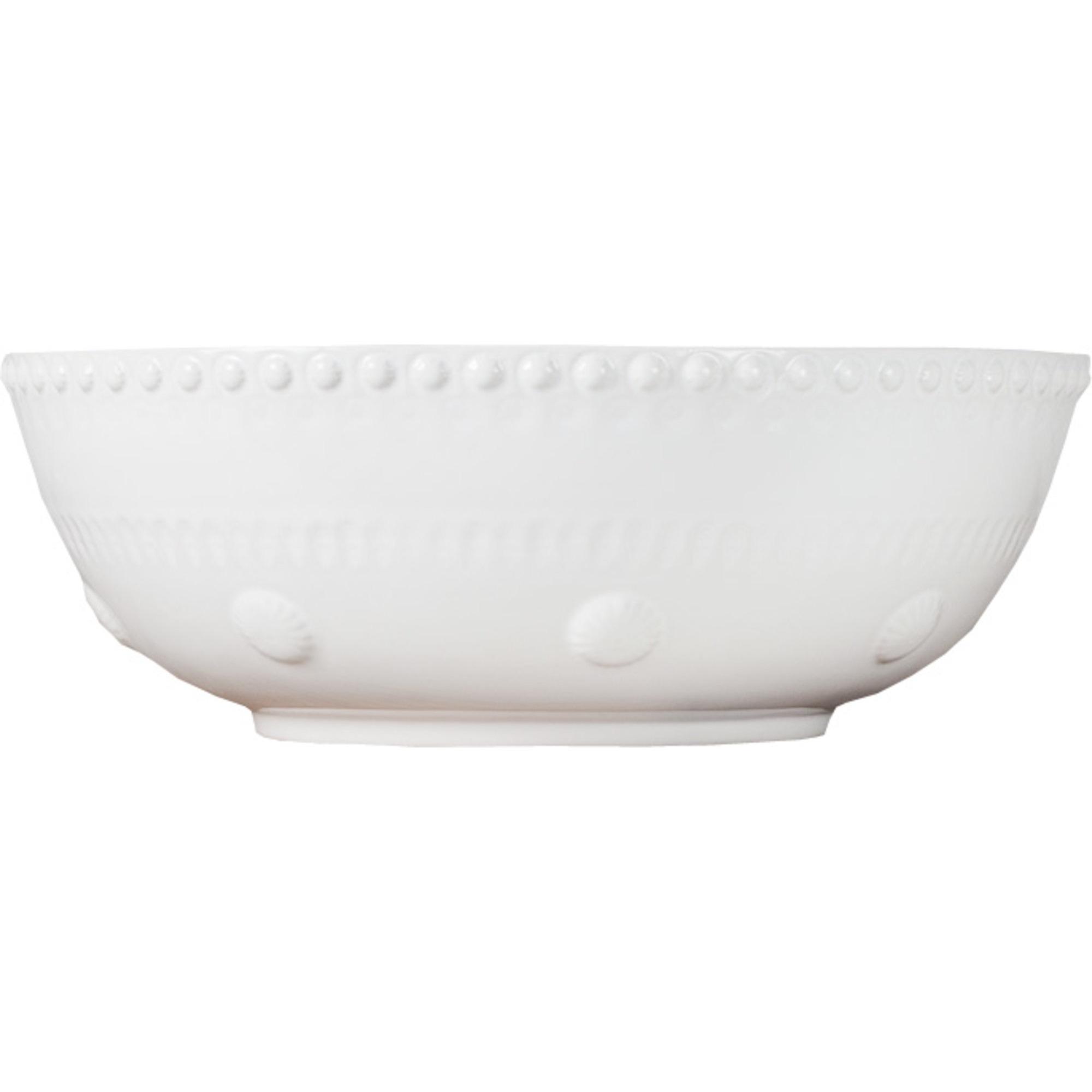 PotteryJo Daisy Salladsskål 30 cm White