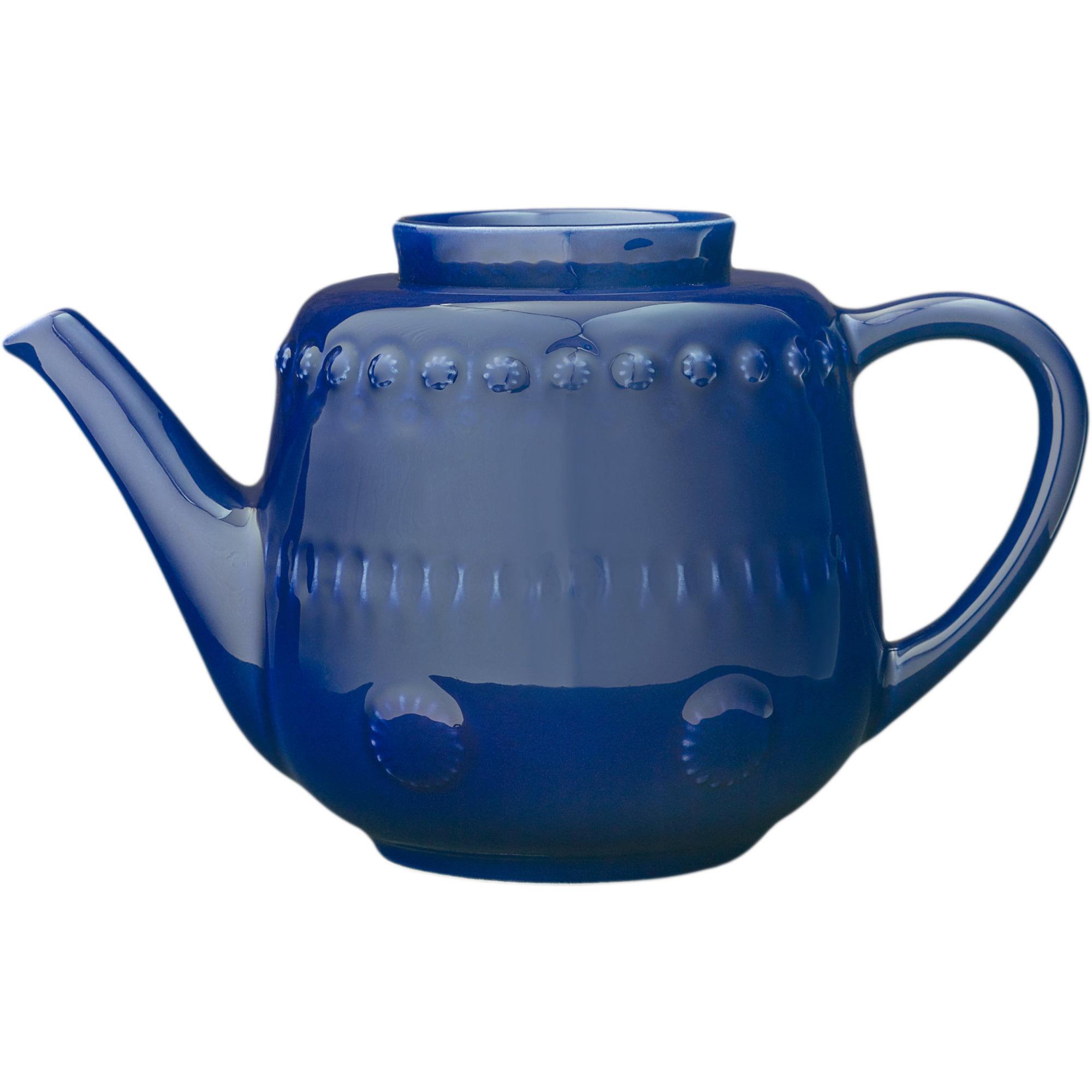 PotteryJo Daisy Tekanna Navy