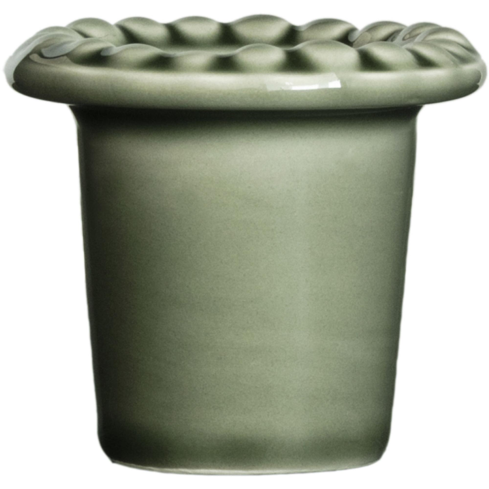 PotteryJo Daria Äggkopp Faded Army