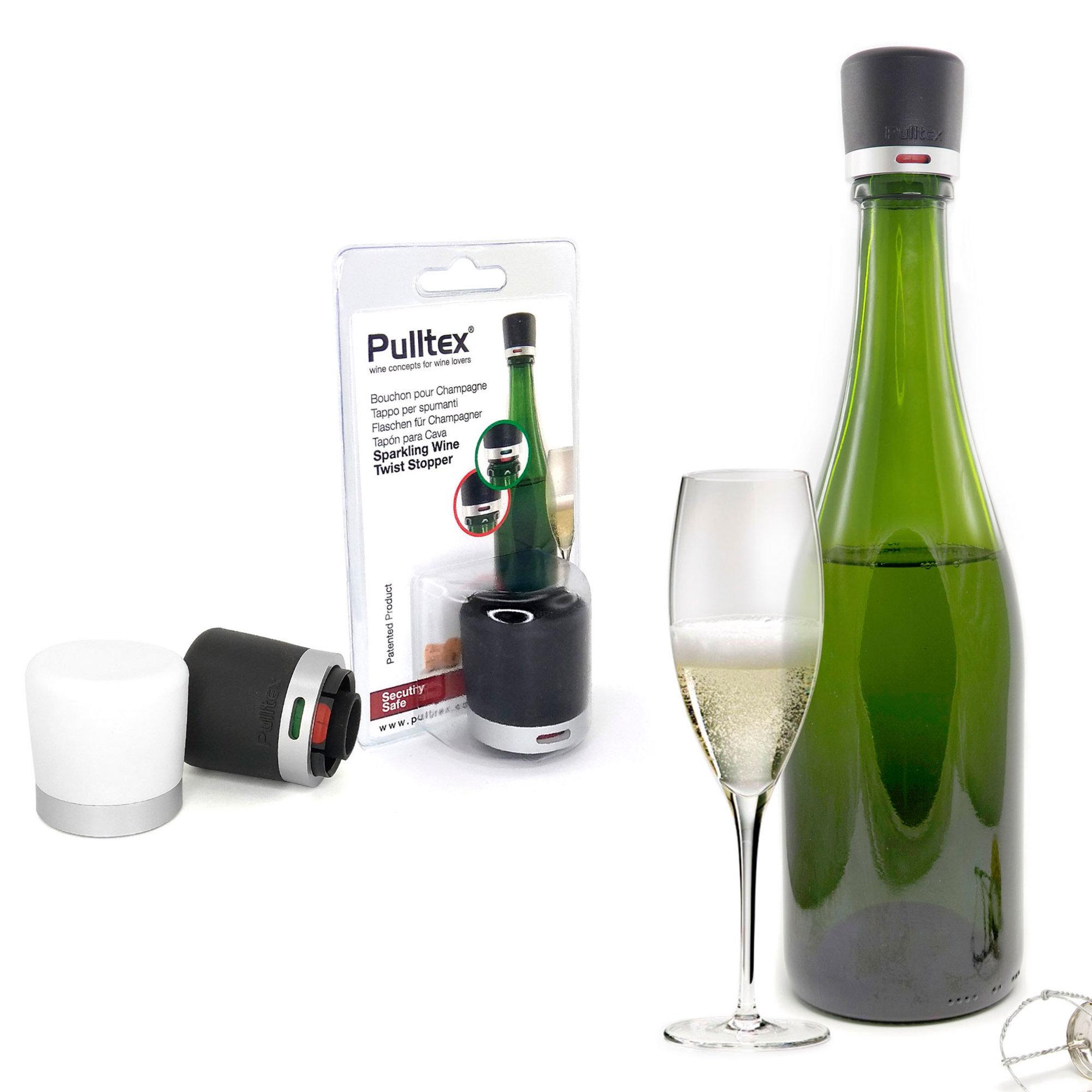 Pulltex Twist Champagne stopper