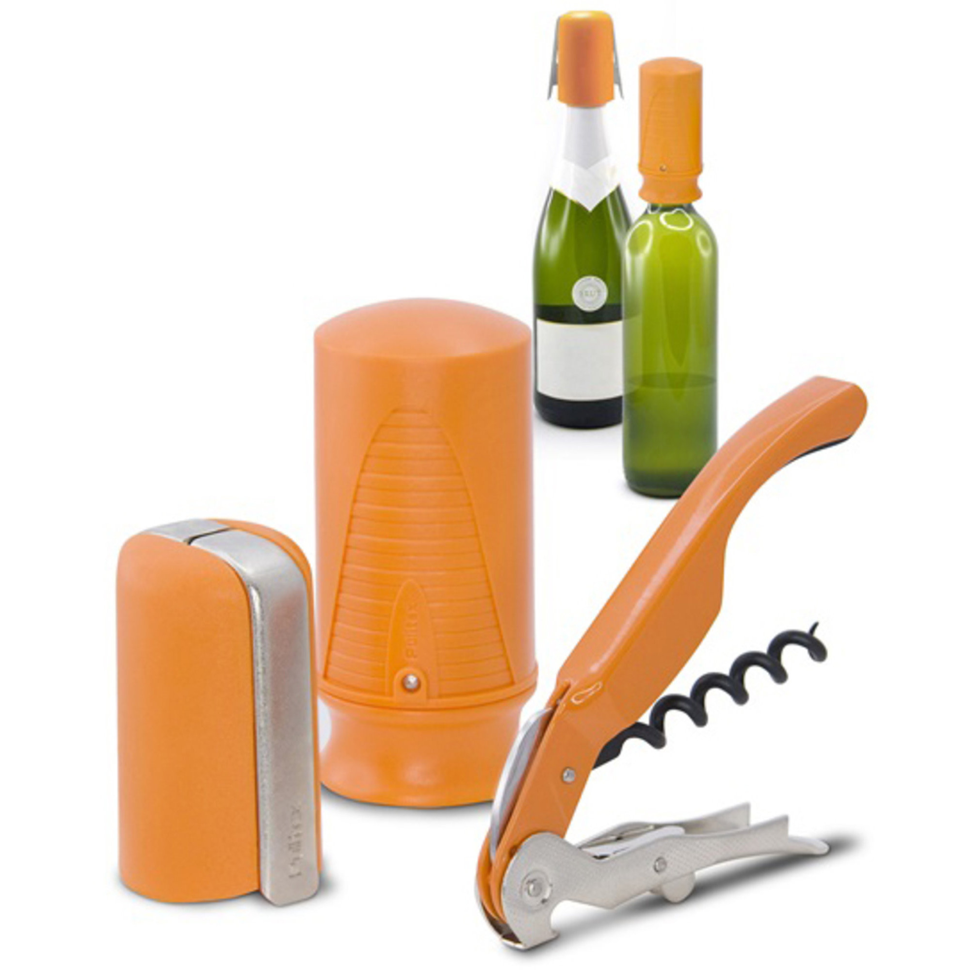 Pulltex Vin & Champagne Startset Orange