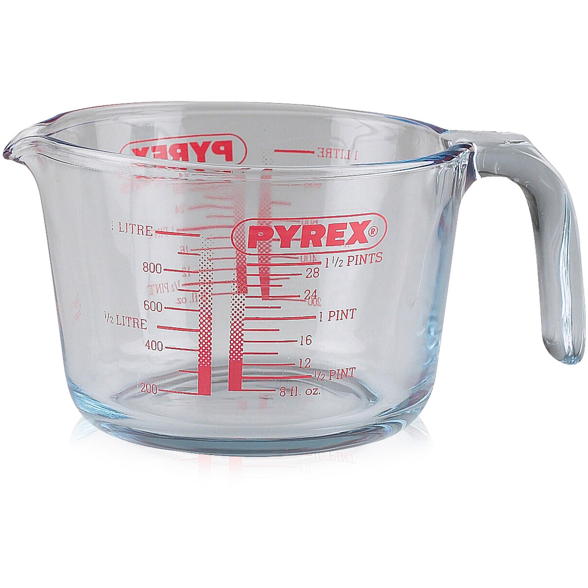 Pyrex Måttbägare i glas 1 liter