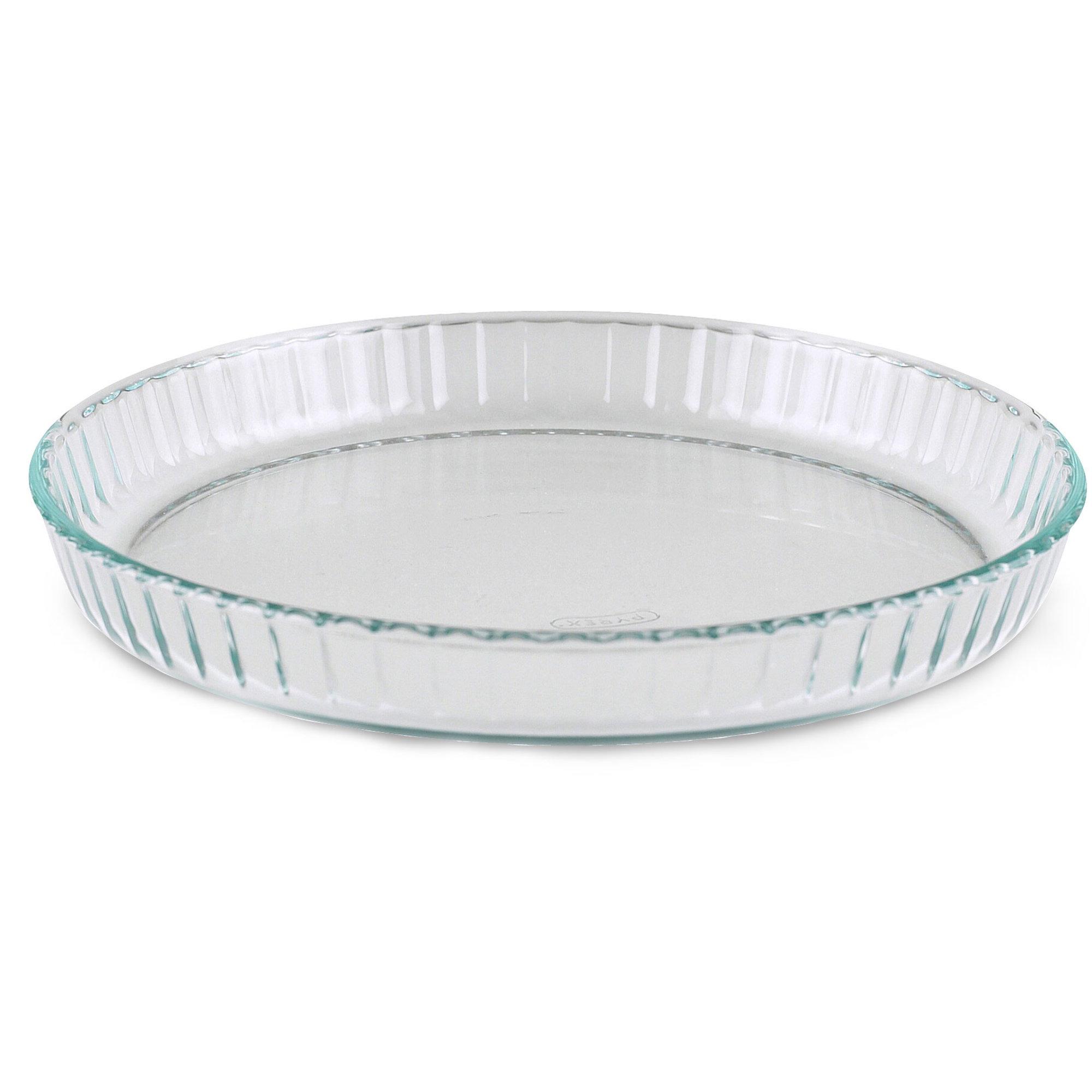 Pyrex Bake & Enjoy Pajform i Glas 28 cm 14 l