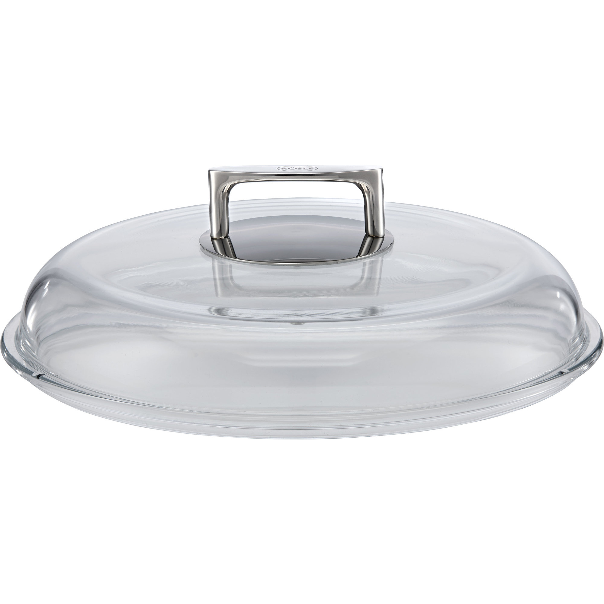 Rösle Borosilikat glaslock 28 cm.