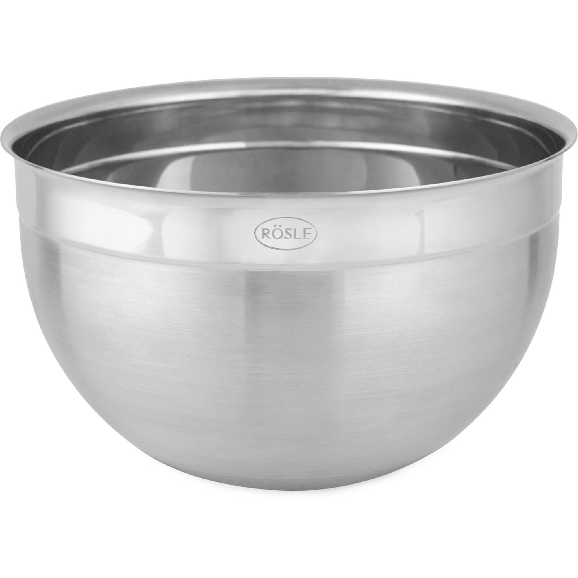 Rösle 02 liter hög skål