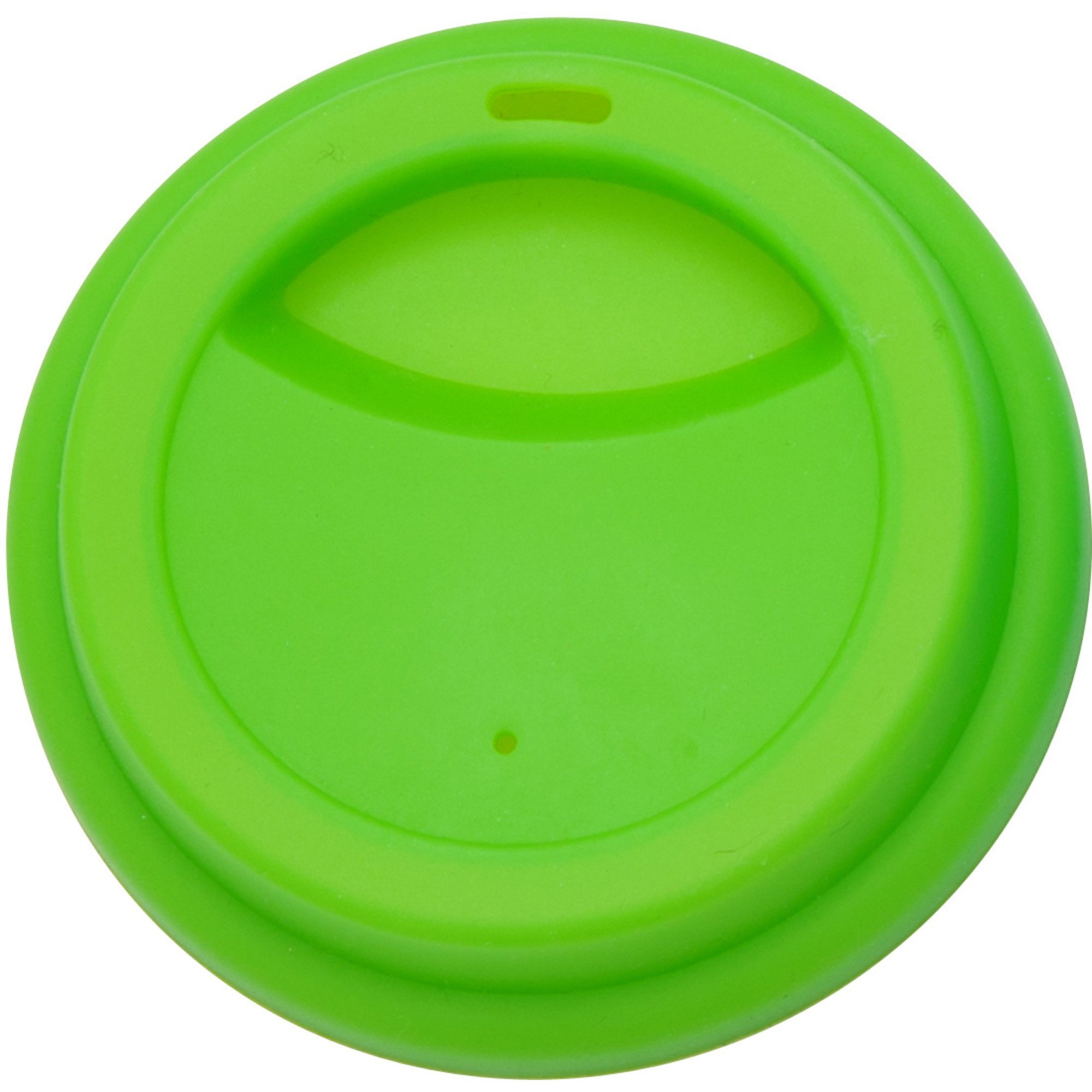 Rice Silikonlock för lattemugg Grön