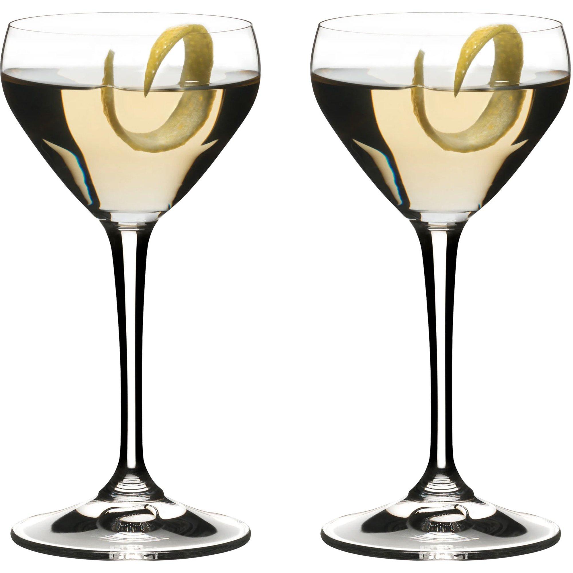Riedel Nick och Nora-drinkglas från Drink Specific 2 st.