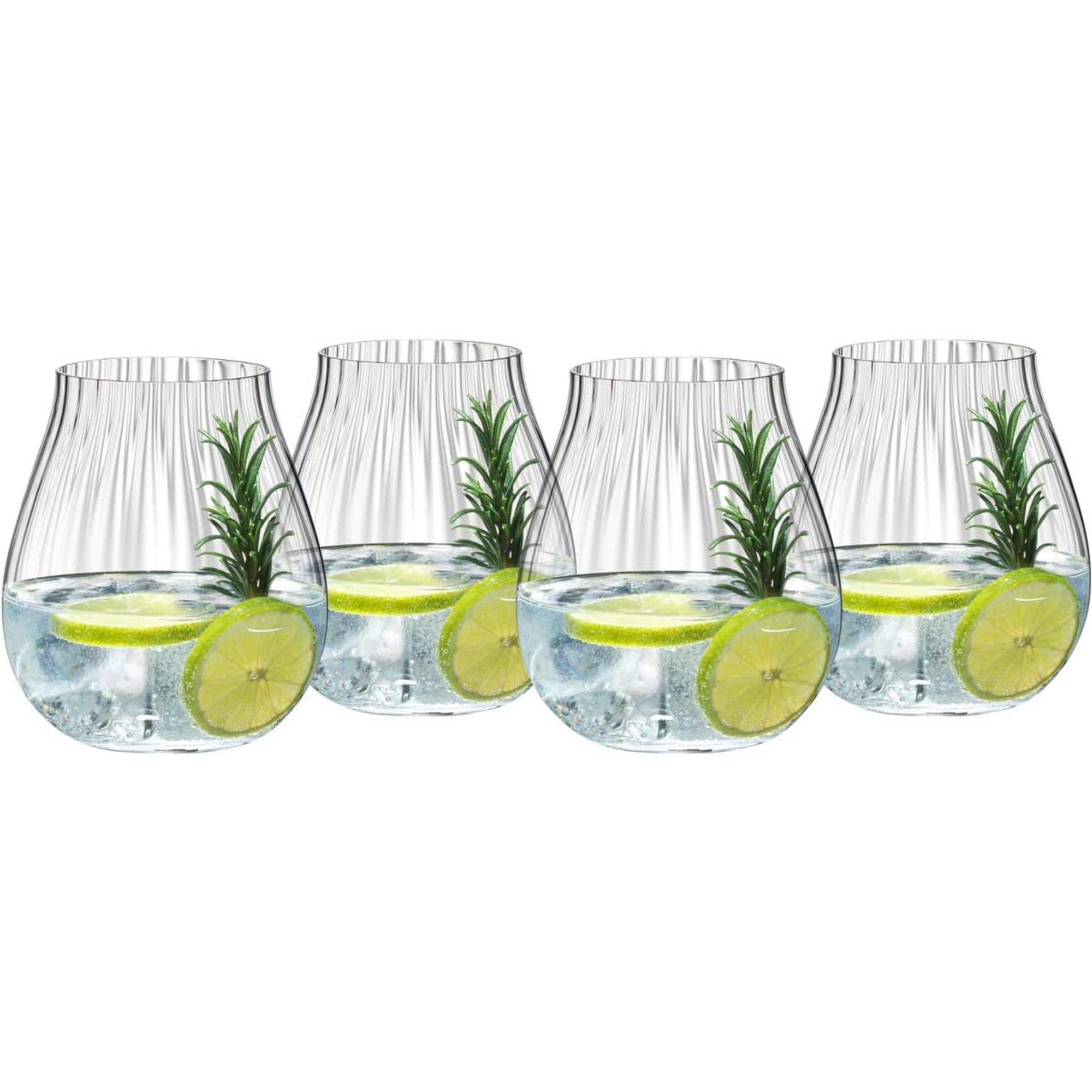 Riedel Optic Gin & Tonic-glas 4 st