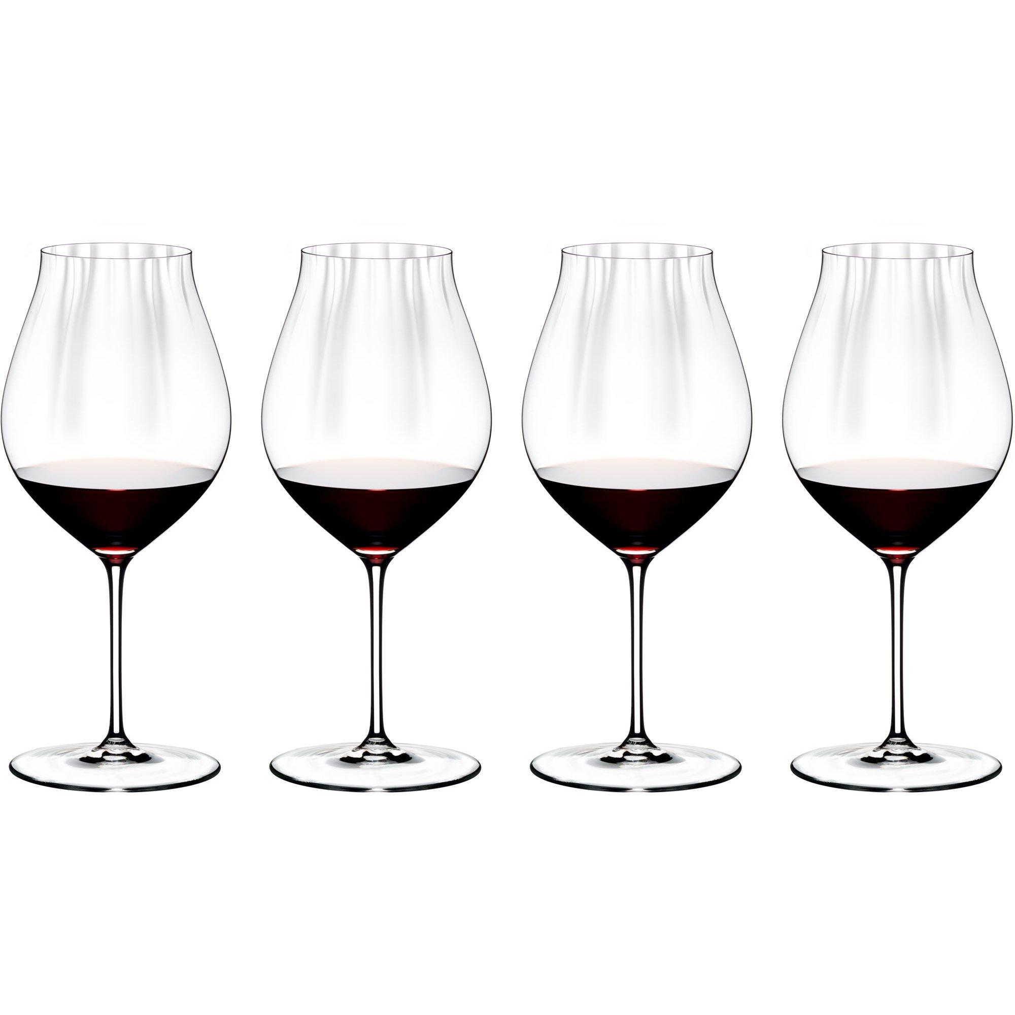 Riedel Preformance Pinot Noir rödvinsglas 4 st.