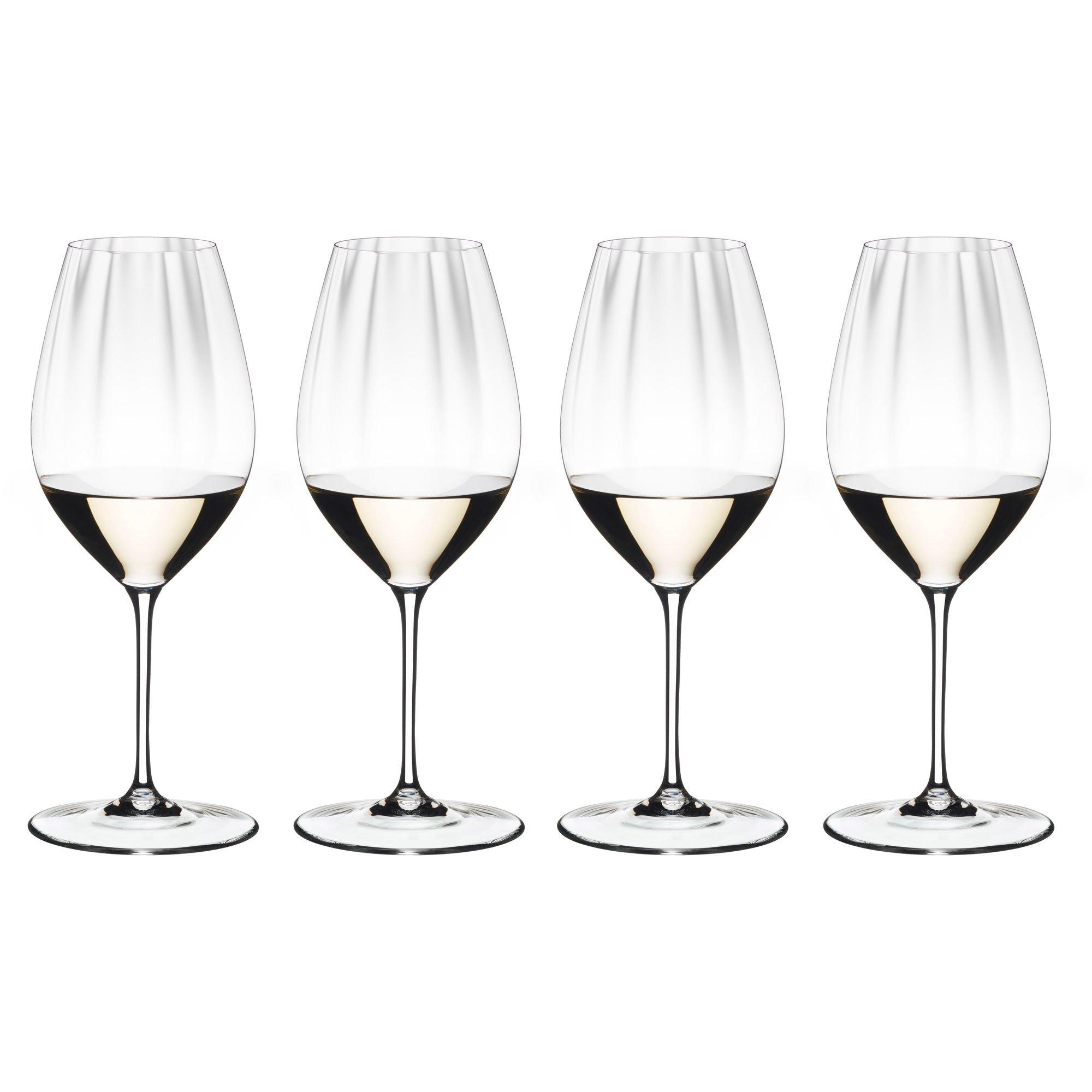 Riedel Preformance vitvinsglas till Riesling 4 st.