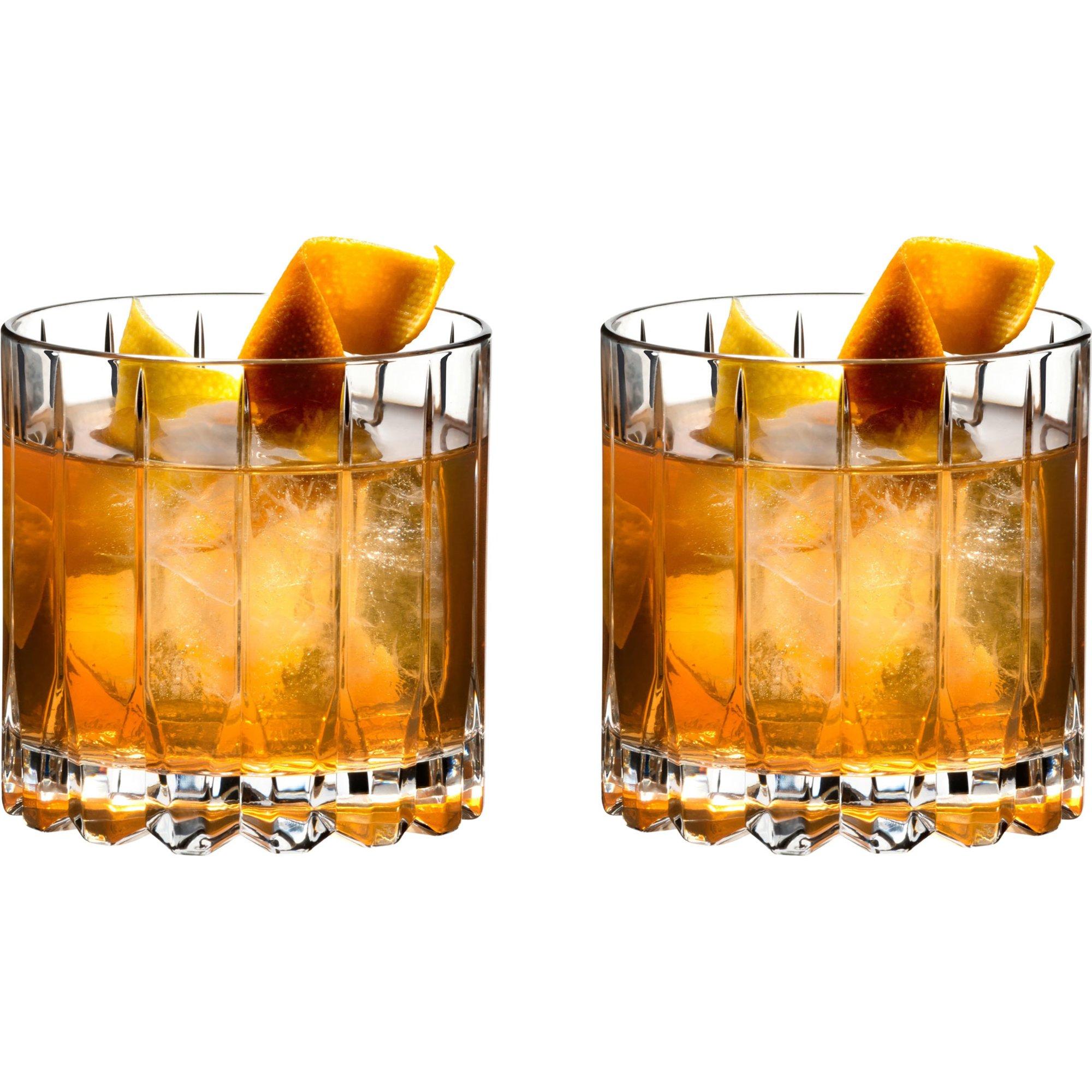 Riedel Rocks-drinkglas från Drink Specific 2 st.