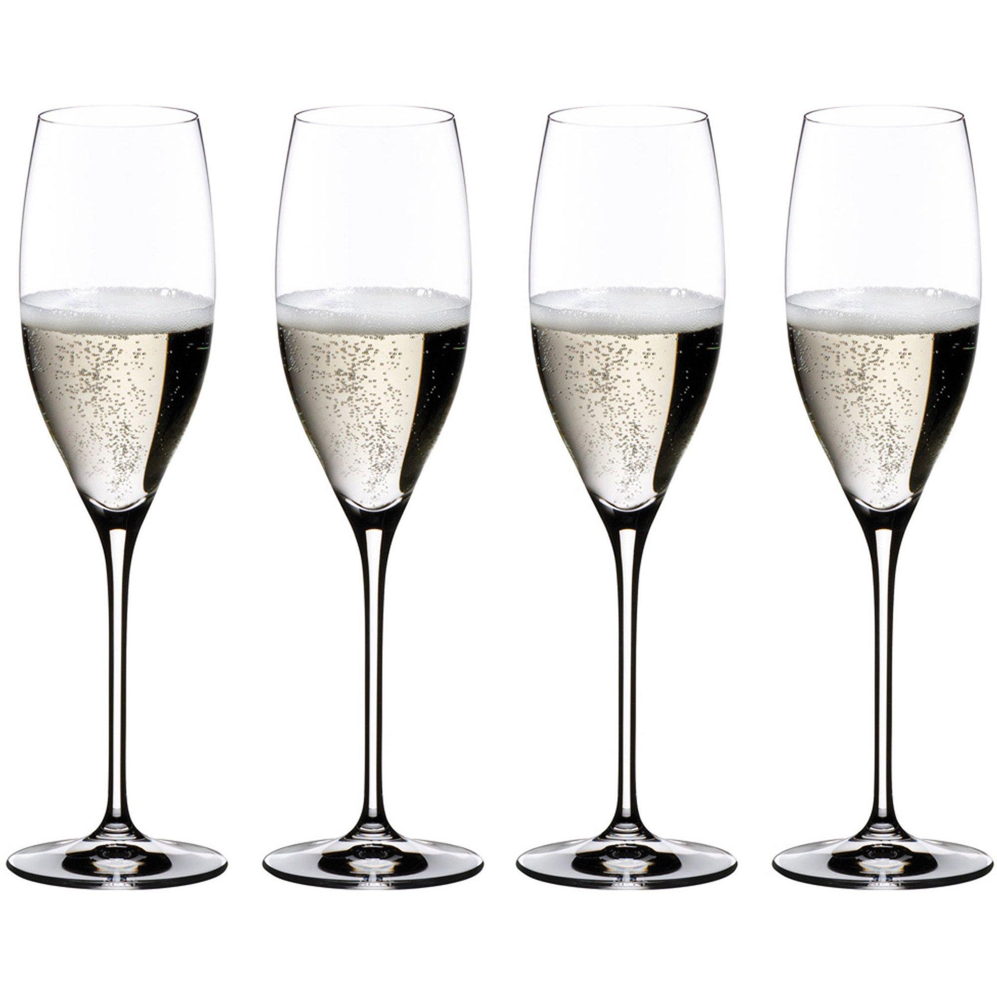 Riedel Vinum Cuvée Prestige champagneglas 4 st.