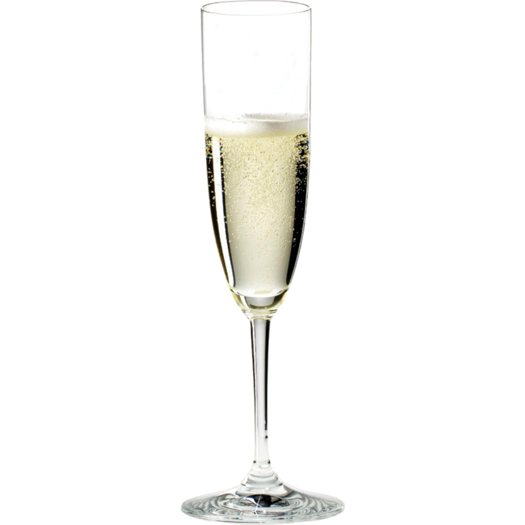Riedel Vinum Champagneglas 16 cl 2-pack